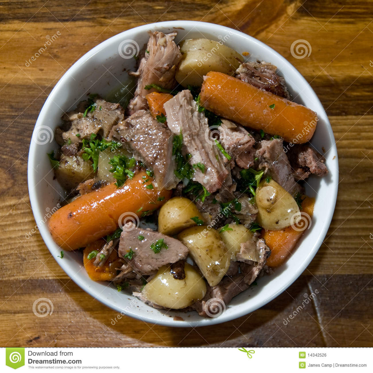 Stewed Lamb With Vegetables Royalty Free Stock Image - Image: 14342526