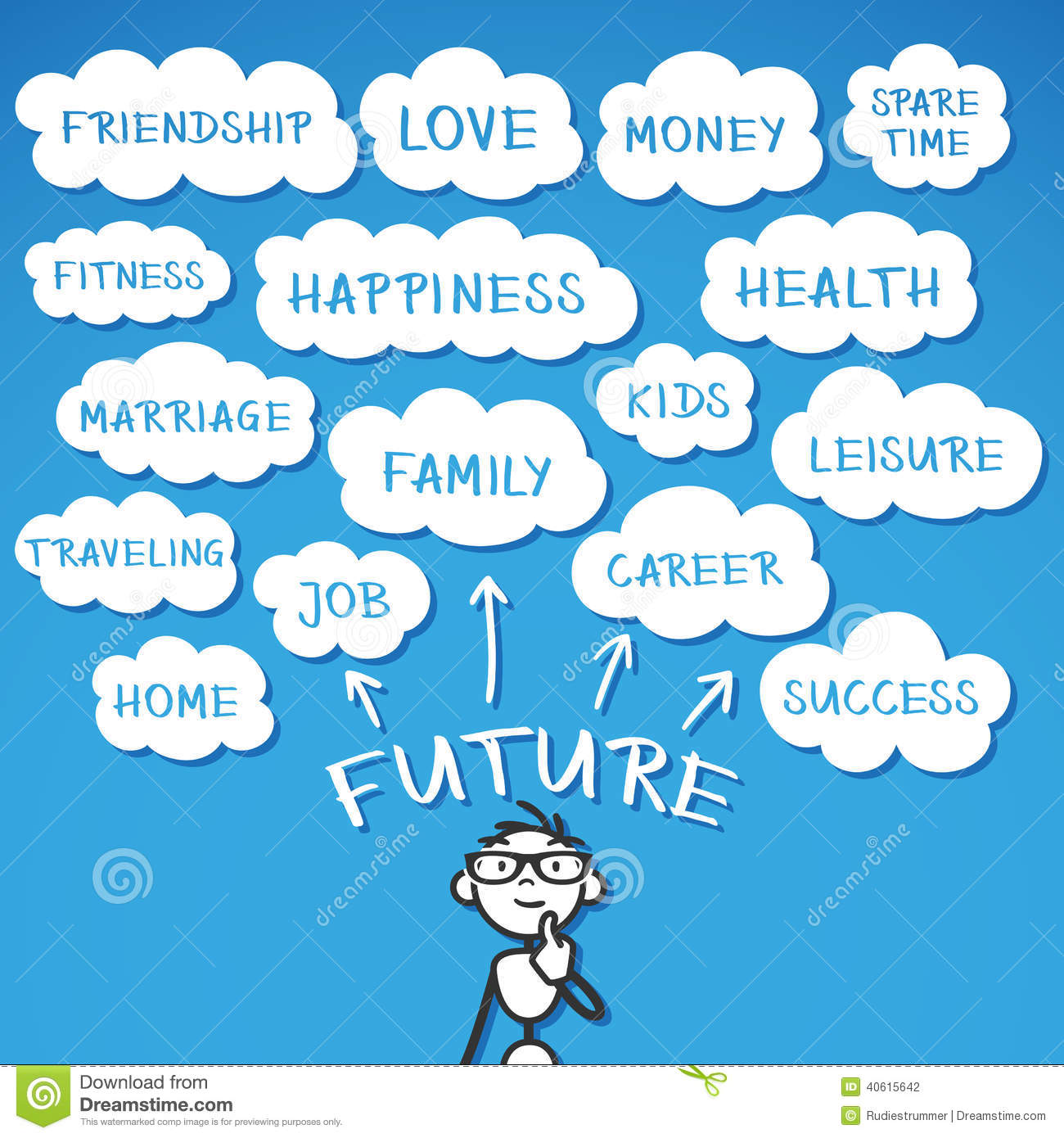 hopes for the future He hopes that in the future he may grow to become a more mature and understanding person that he may be able to help others with whatever they may need that he may be able to build more relationships like he already has in order to make life more bearable for others.