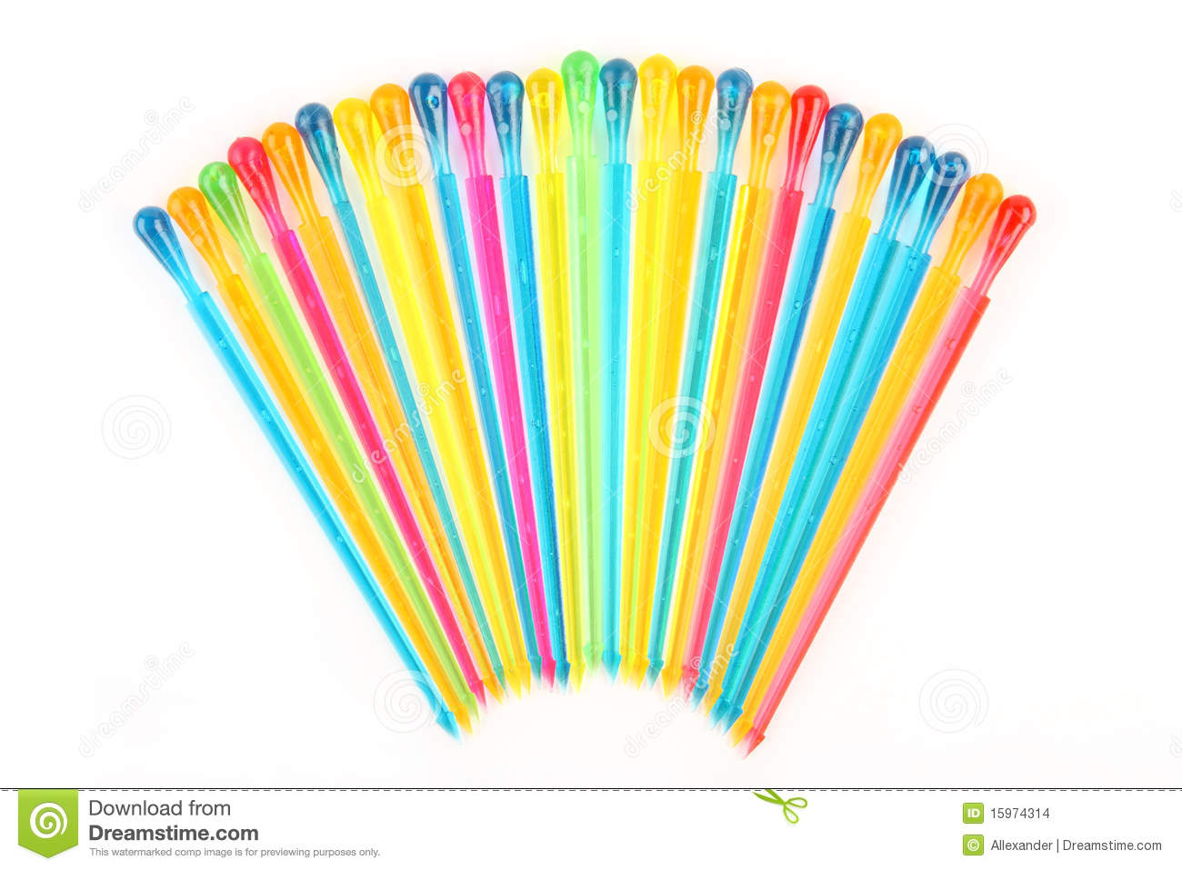 sticks for a canape stock images image 15974314