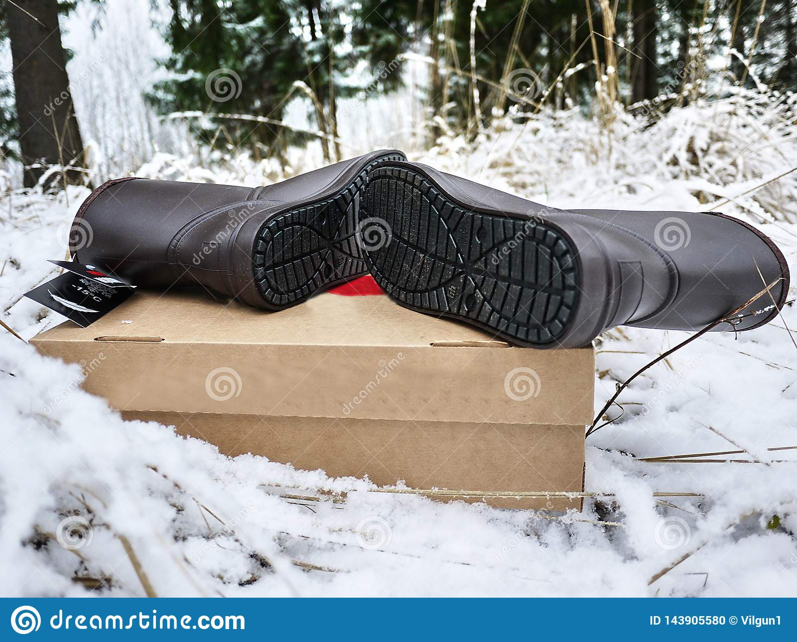 Stiefel das ugg der Frauen Details, Nahaufnahme, Winterwetter und Warmstarte