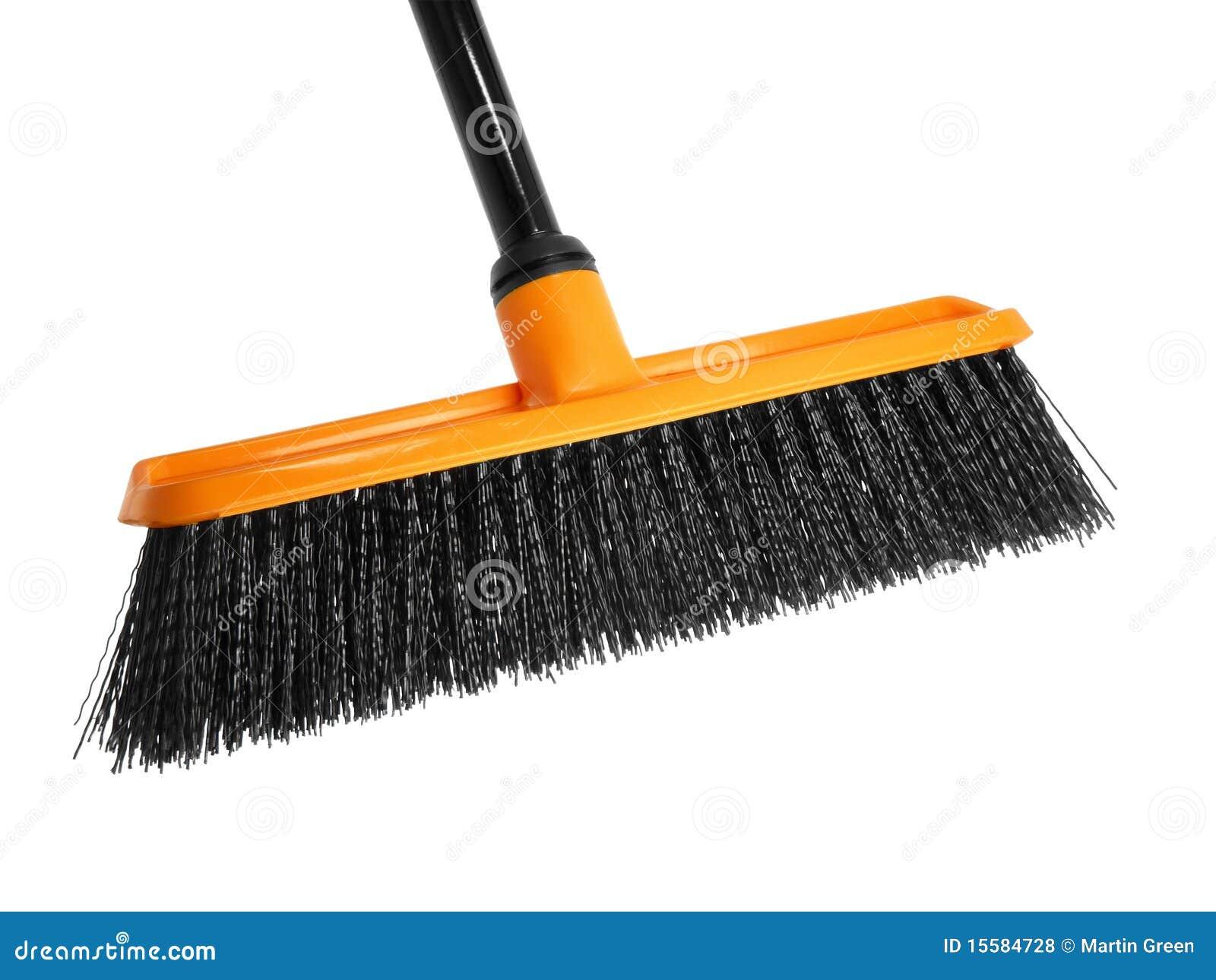 Stiff Bristled Broom Royalty Free Stock Photos Image