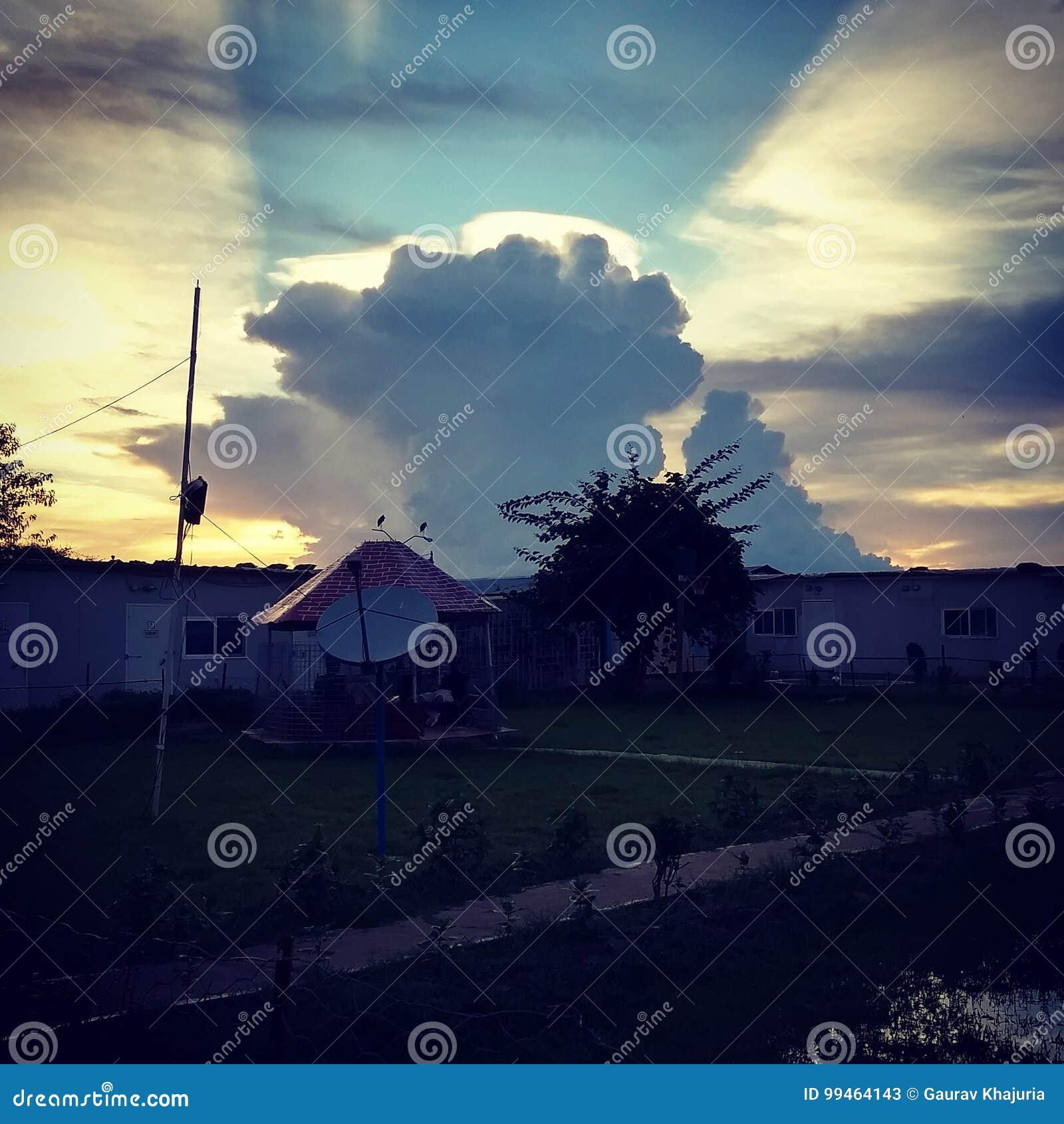 Stigning i himlen