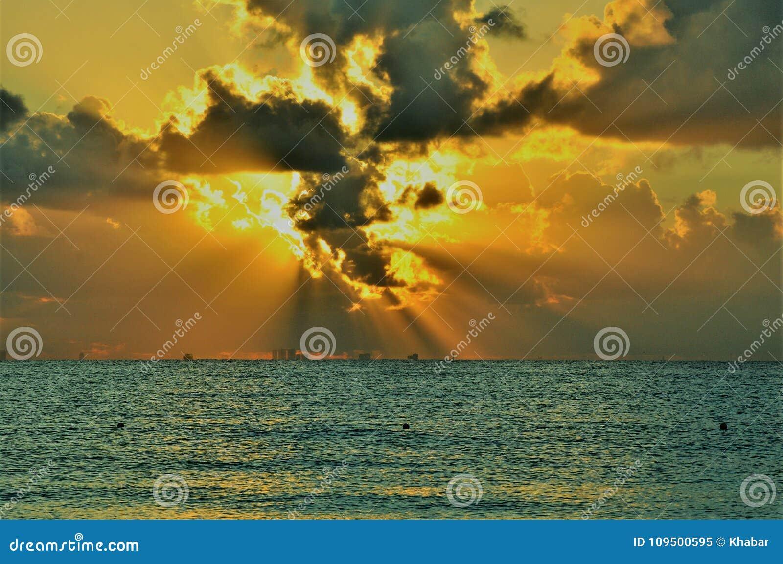 Stigning på havet