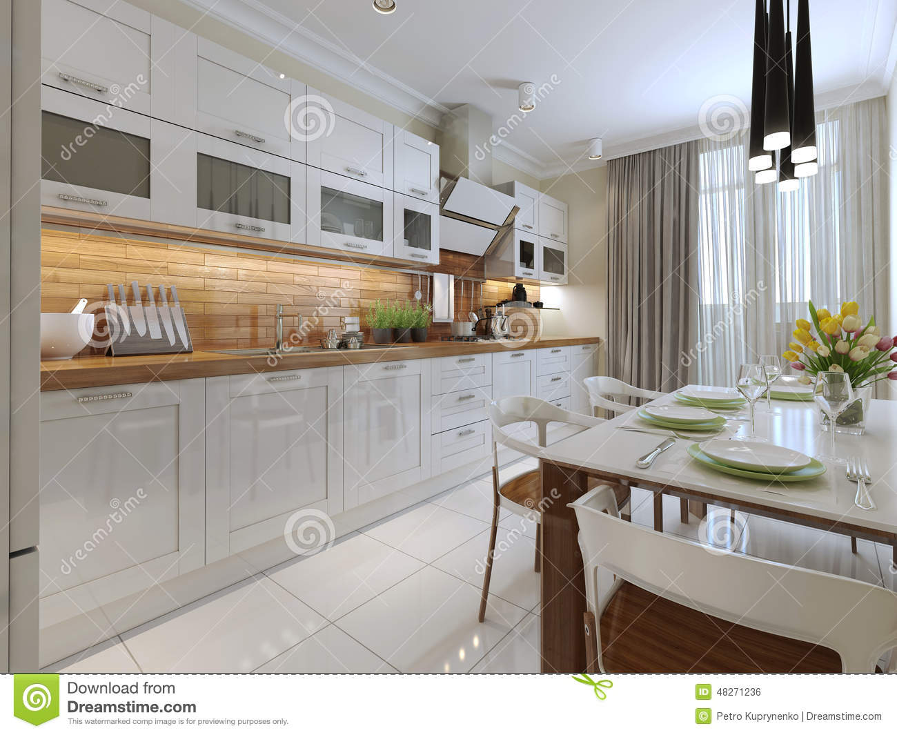 Stunning Cucina Stile Contemporaneo Ideas - Skilifts.us - skilifts.us