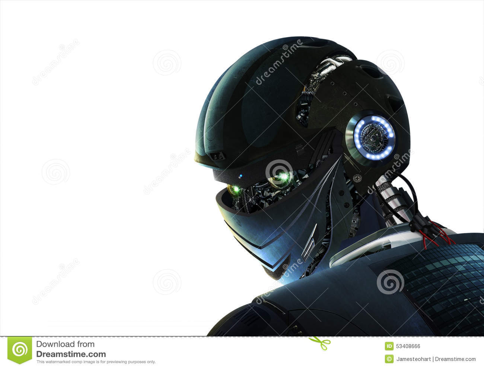 Stilfull robot