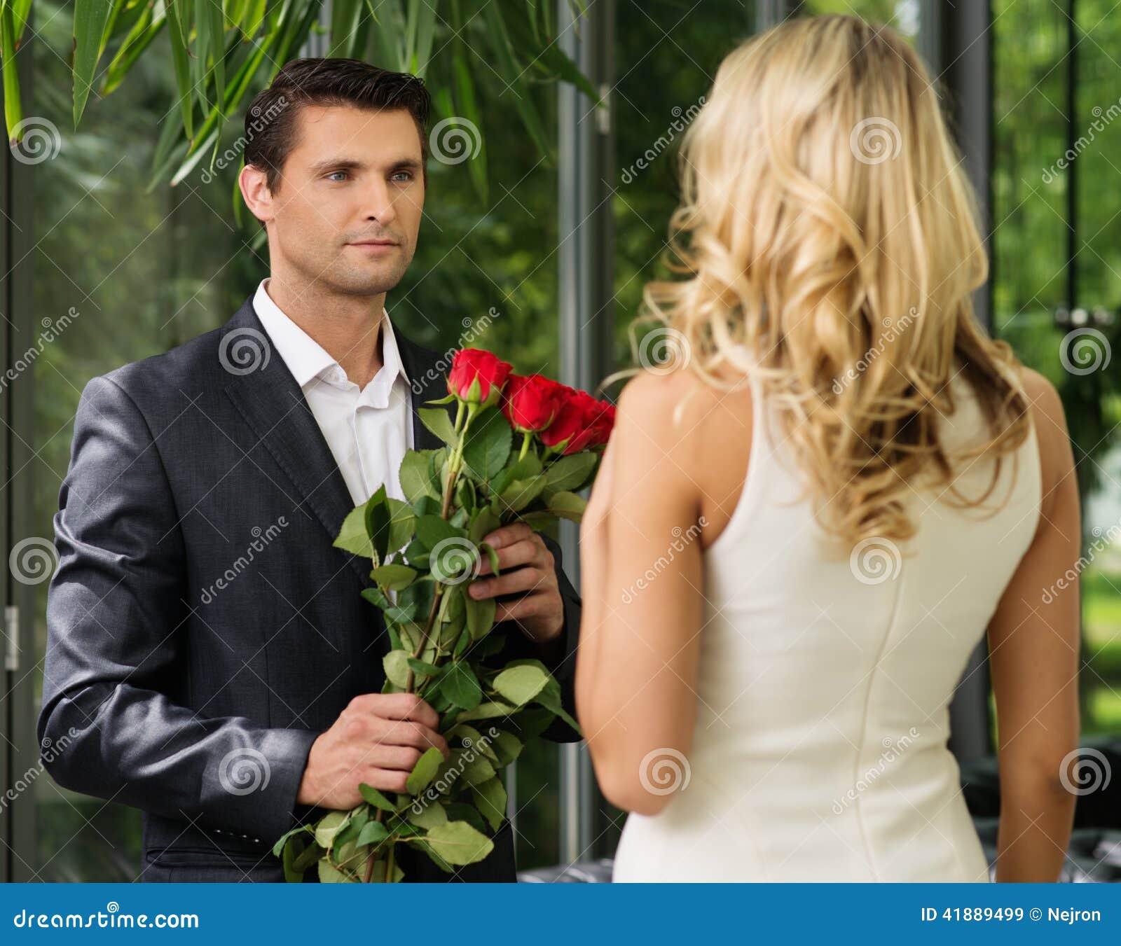 Daterar enbart ett förhållande