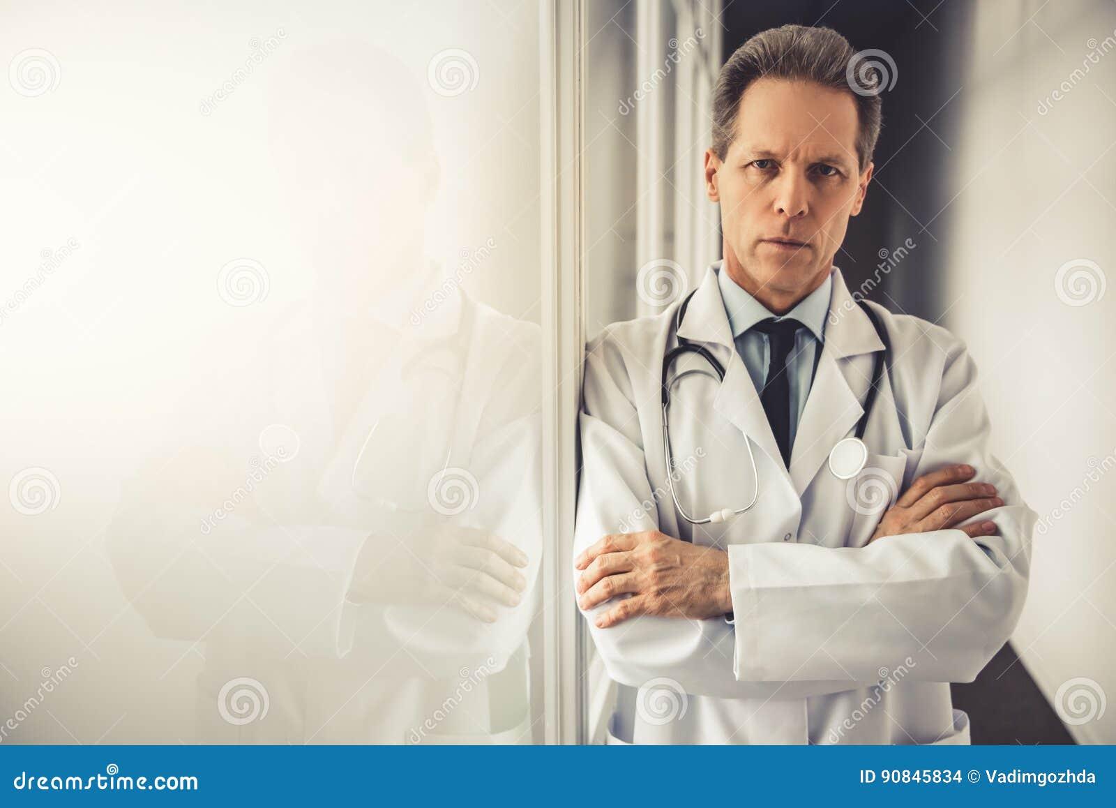 Stiligt mogna doktorn