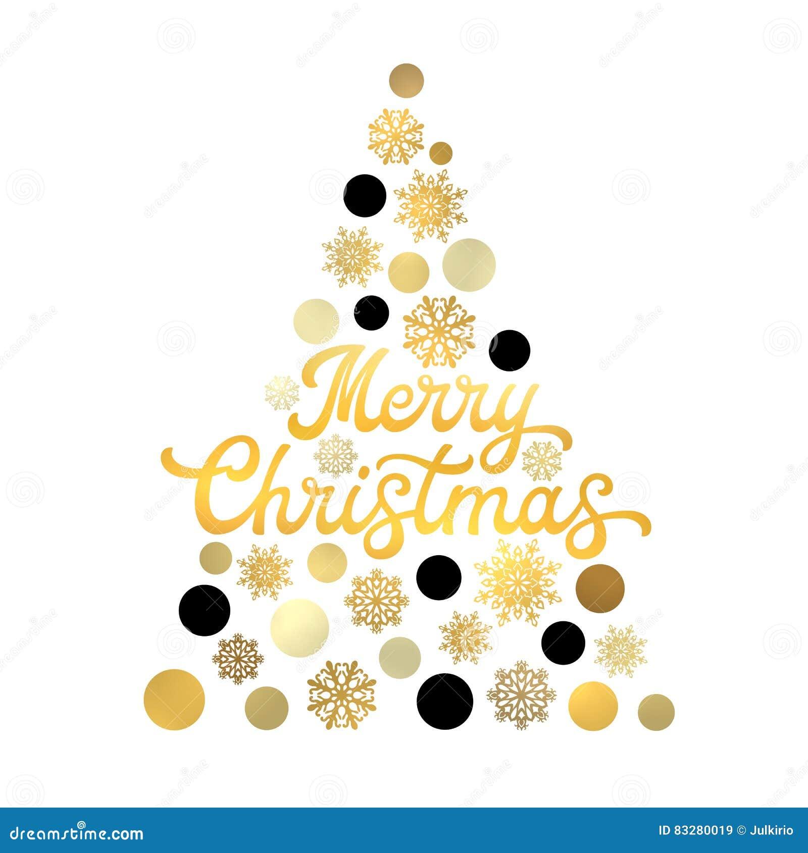 Stilisierter Weihnachtsbaum Auf Weißem Hintergrund Mit Modischer