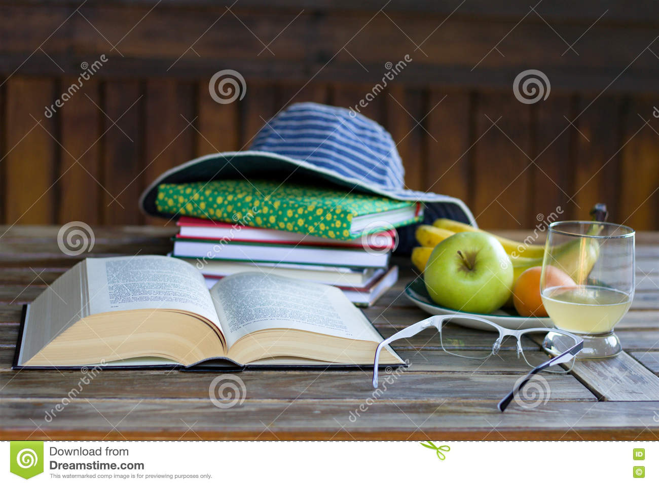 Still life with a book stock photo image 73823402 for The terrace book