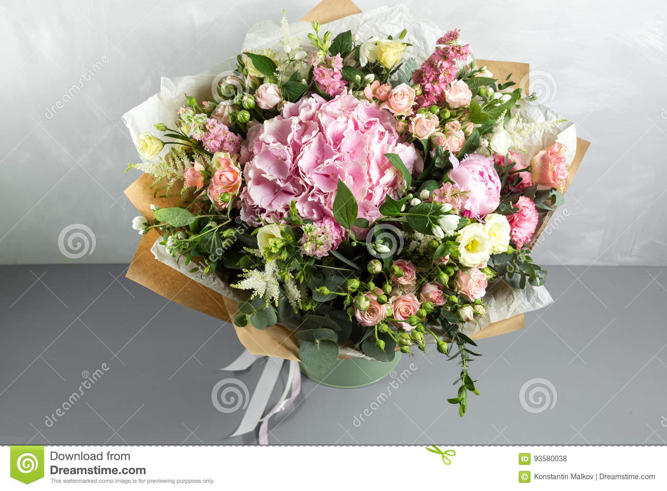 Still life with a bouquet of flowers the florist put together a download still life with a bouquet of flowers the florist put together a beautiful bunch izmirmasajfo