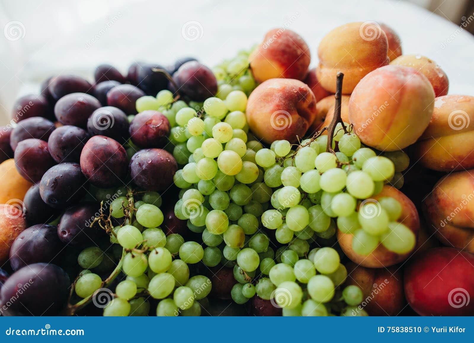 Still life. Fruits