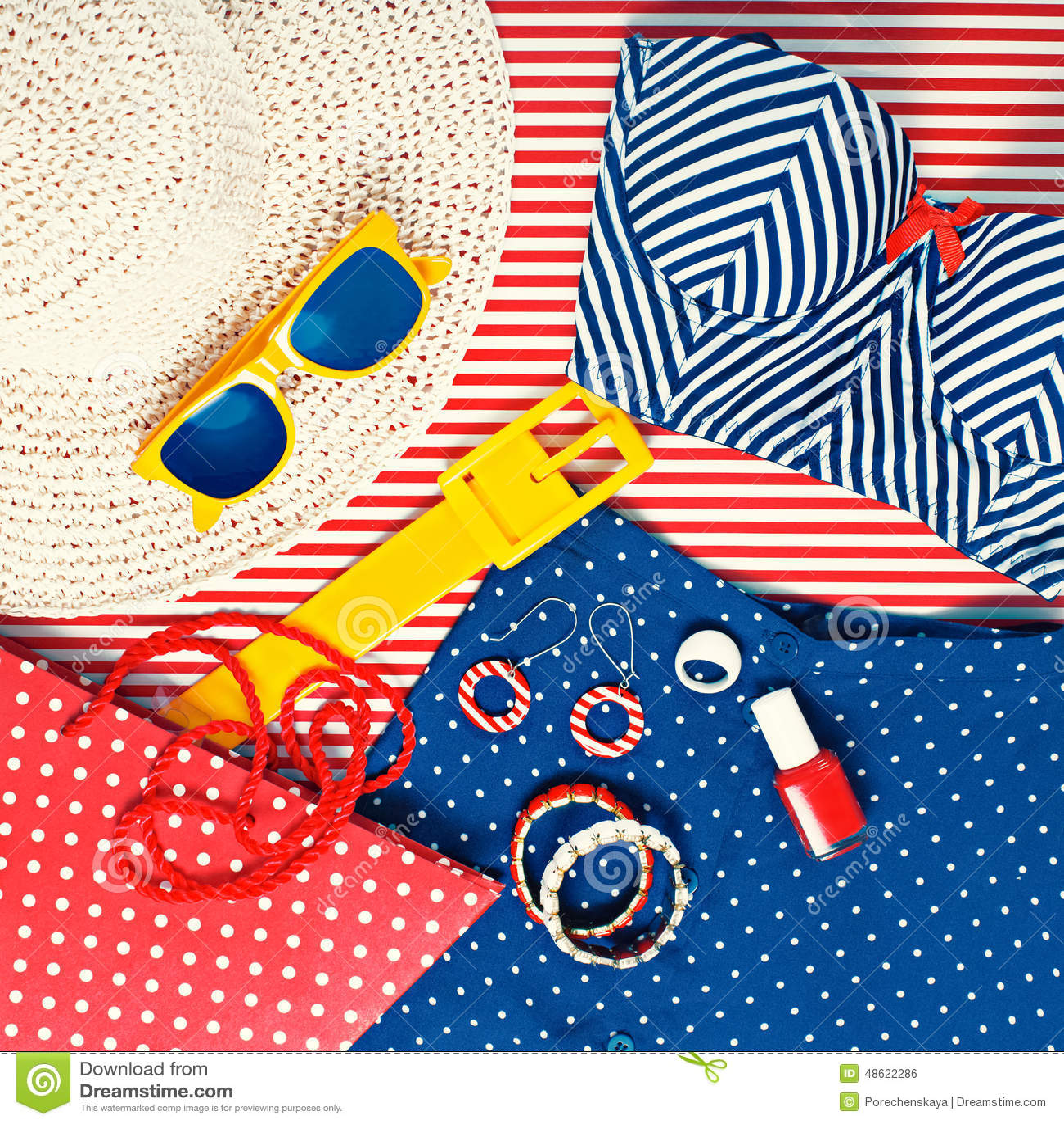 Beach life clothing store