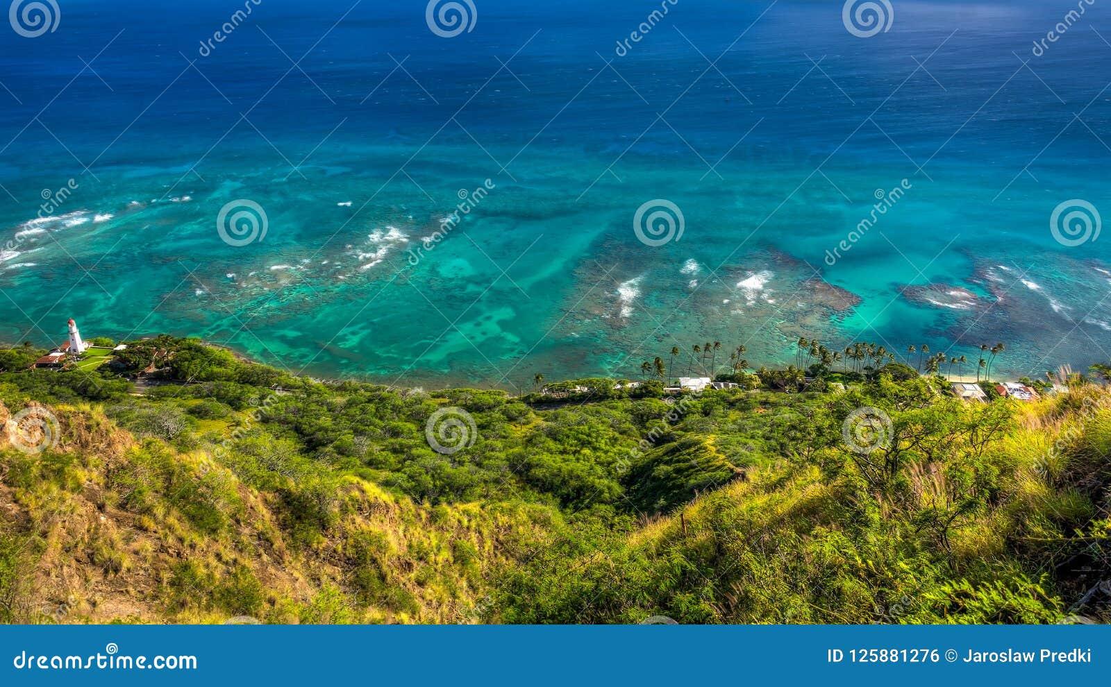 Stillahavs- sikt för hav