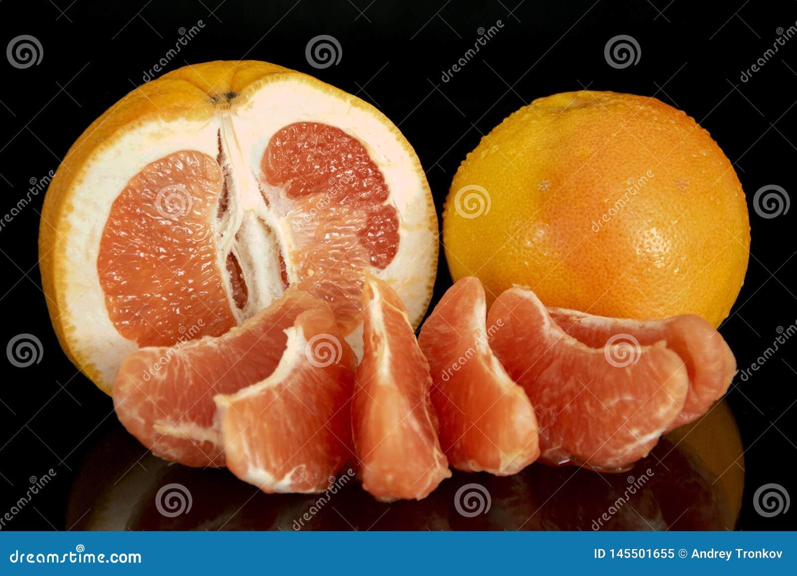 Stilleven van vers fruit