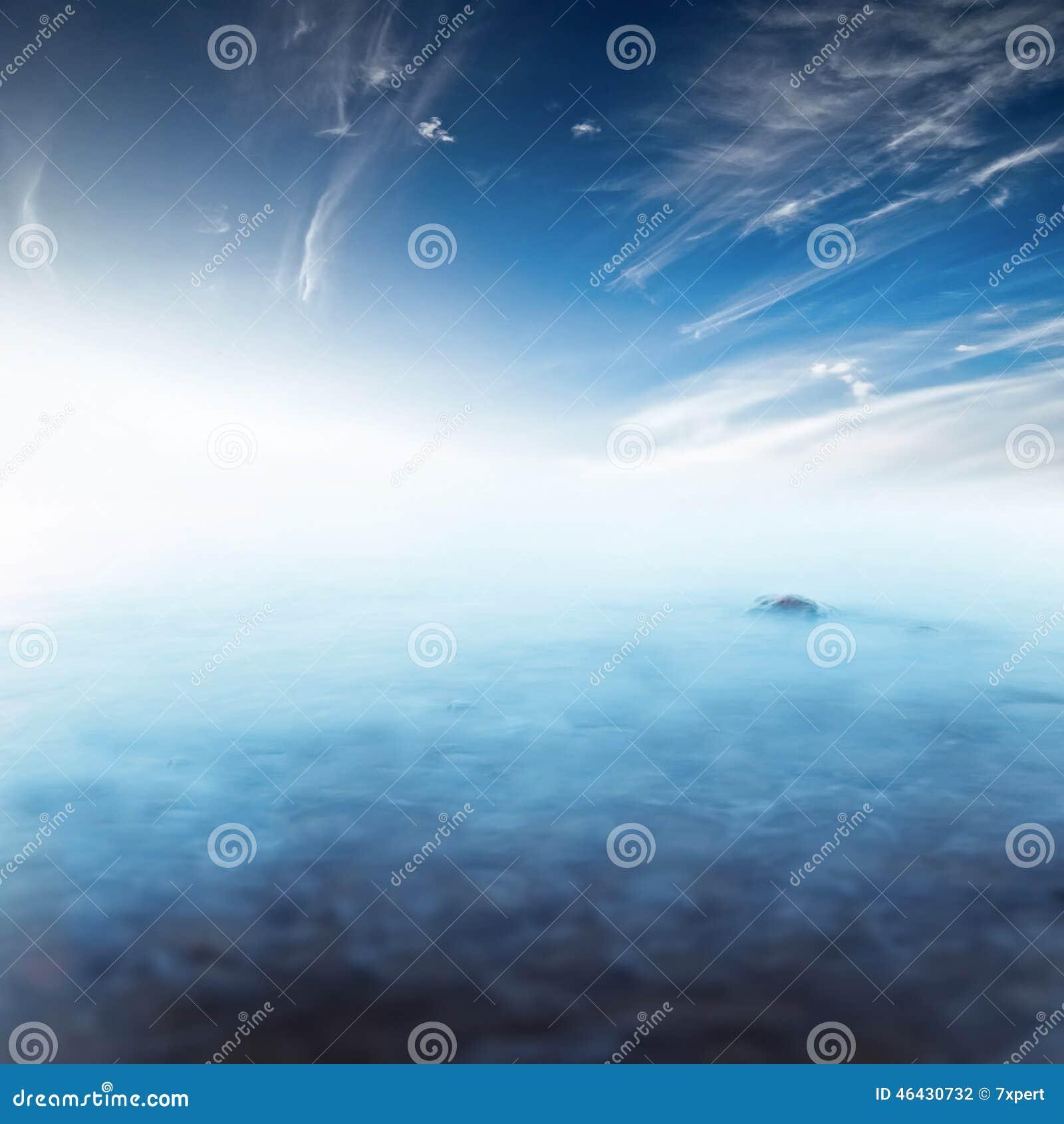 Stillsamt hav