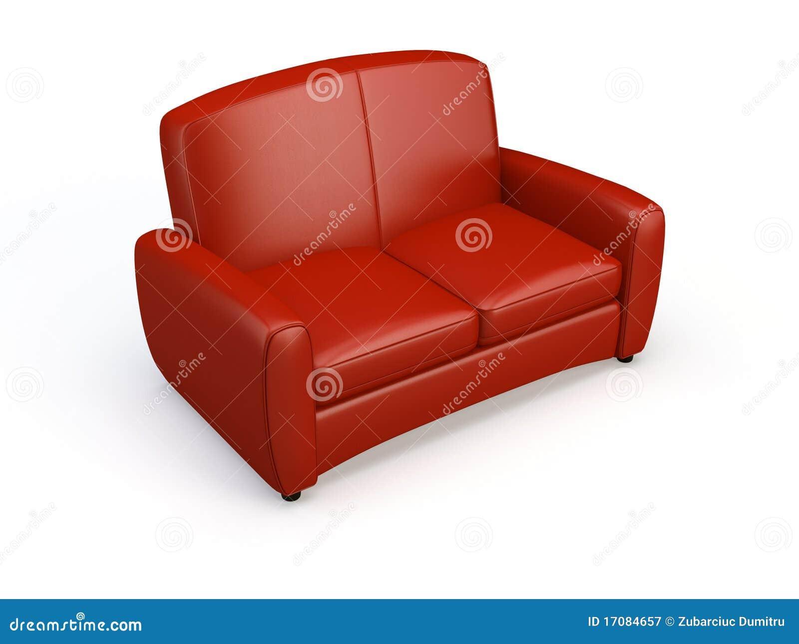 Stilvolles Sofa