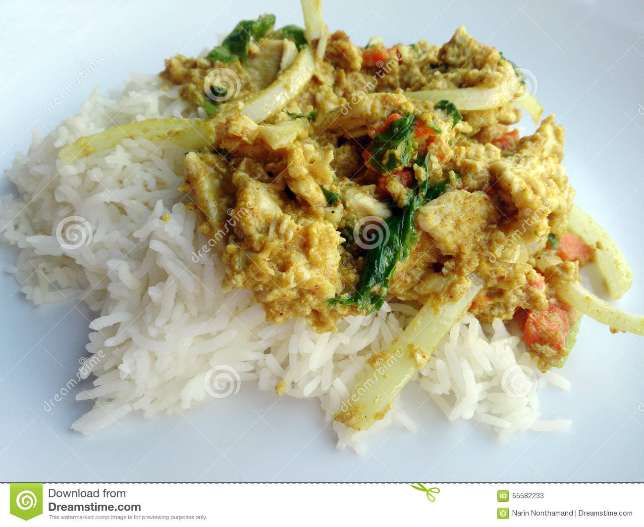 how to make curry rice with curry powder