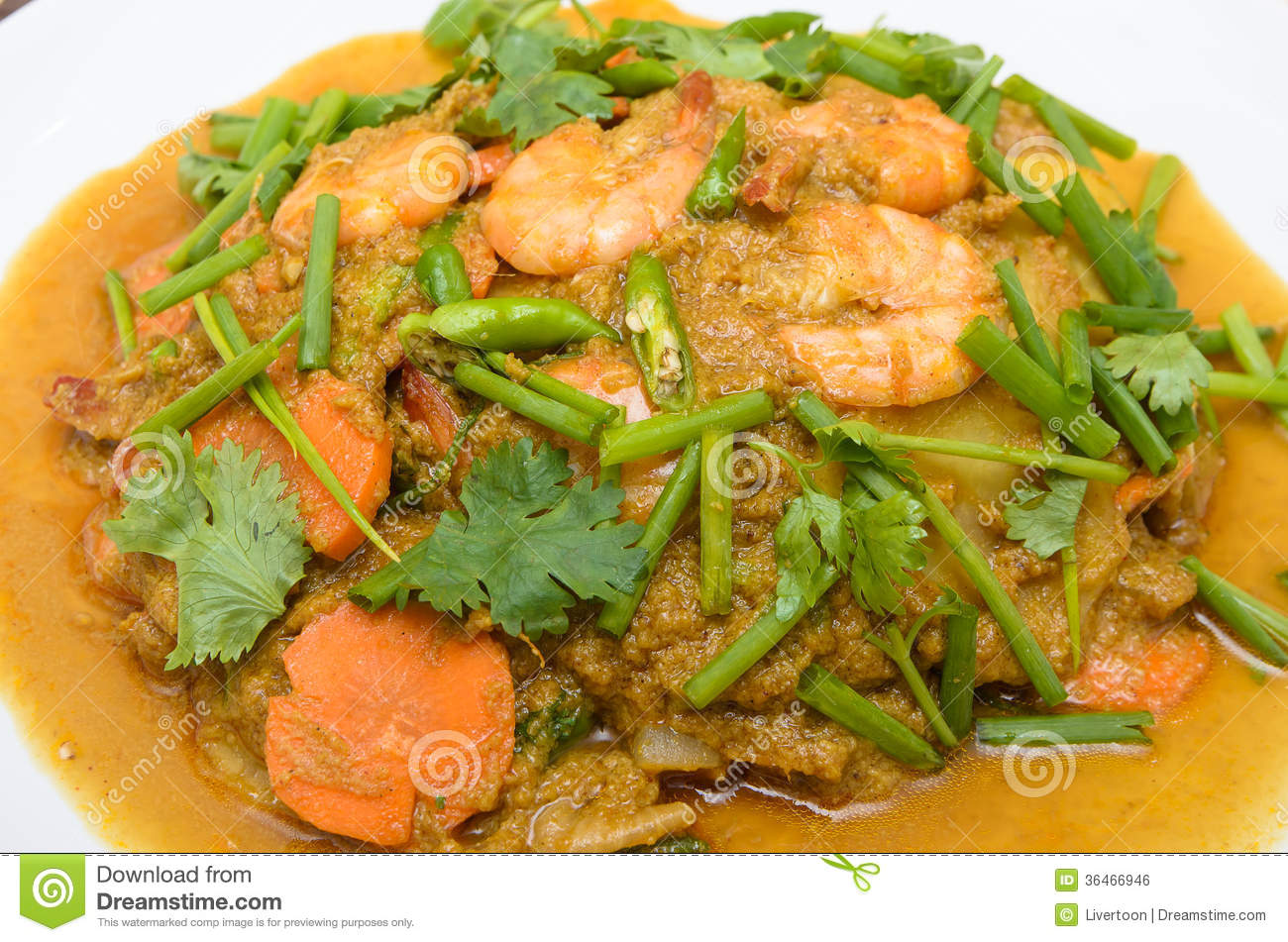 how to make curry shrimp with curry powder
