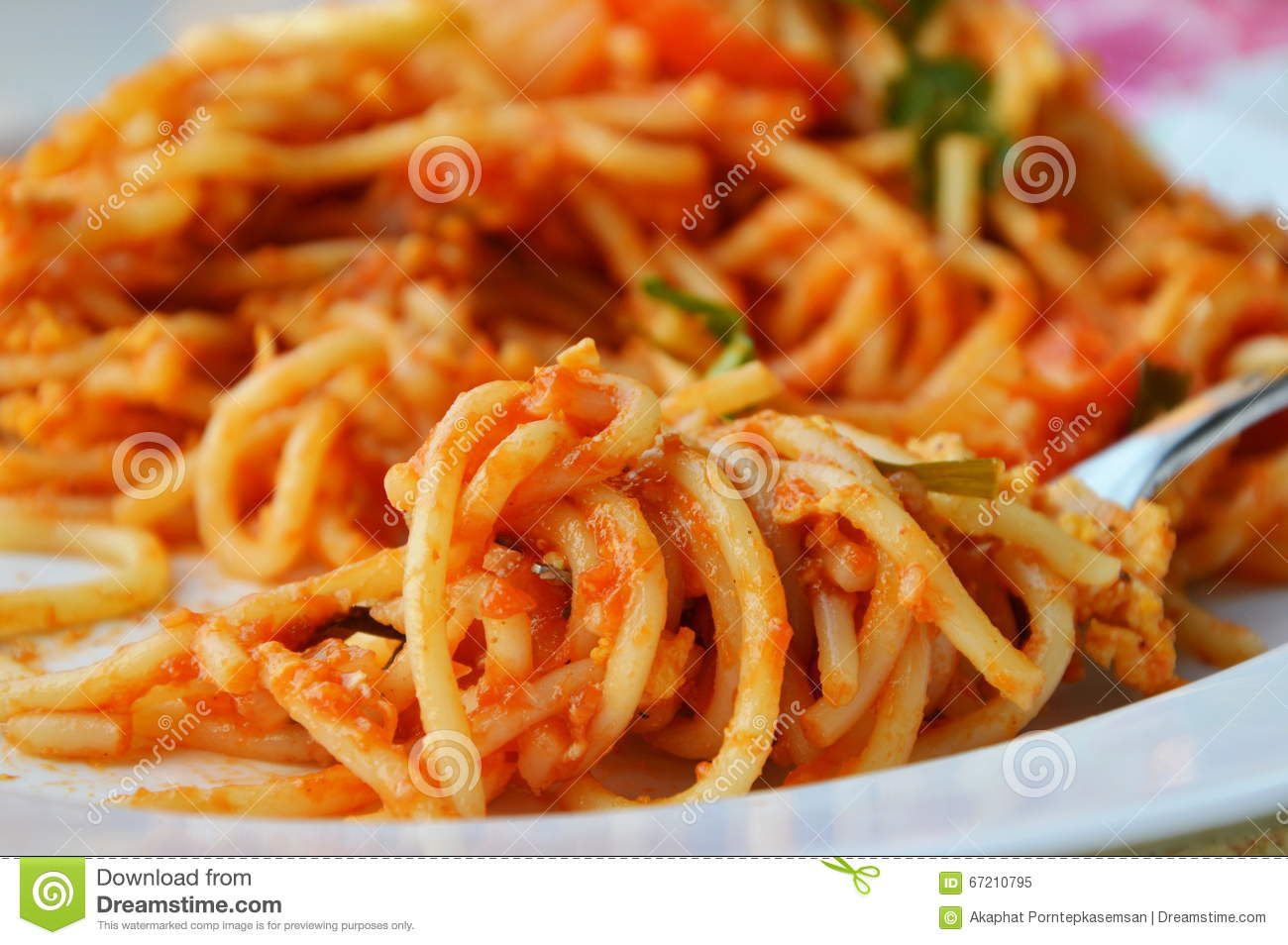 how to make spaghetti with ketchup