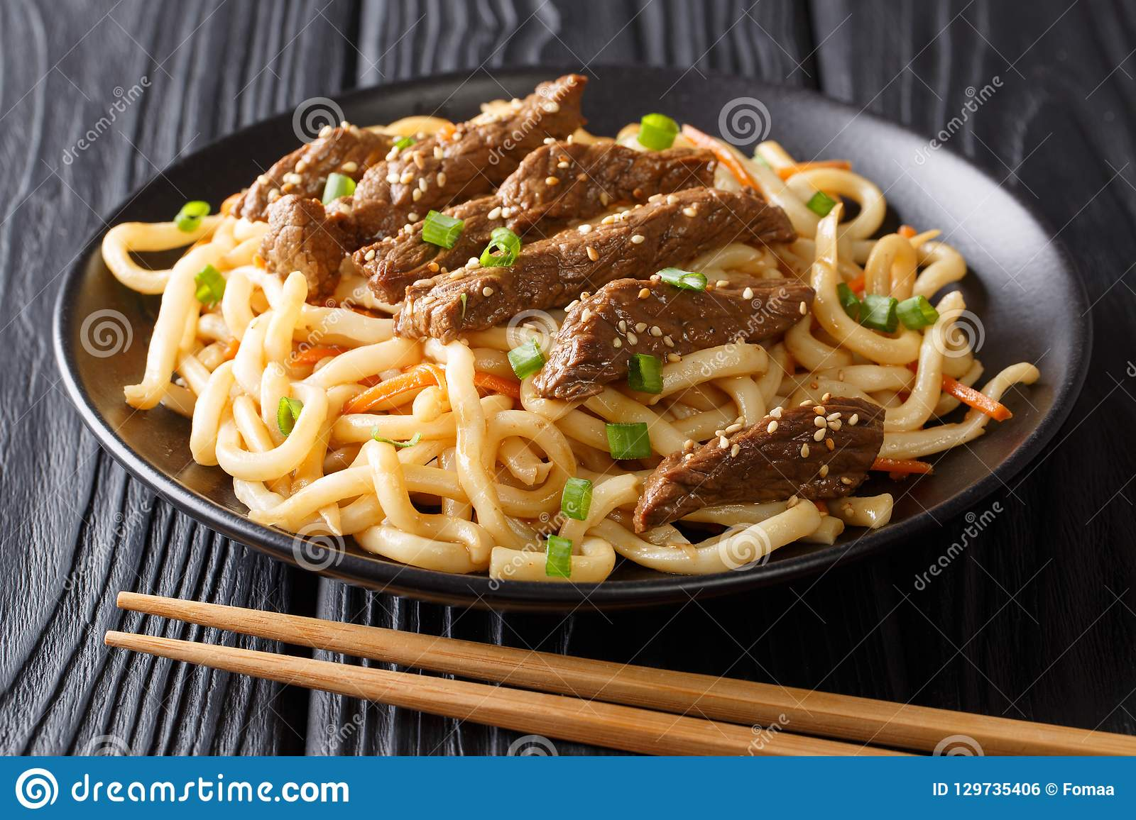 Stir Frying Teriyaki Beef With Udon Noodles Carrots And Sesame Stock Photo Image Of Homemade Chinese 129735406,Grout Removal Attachment
