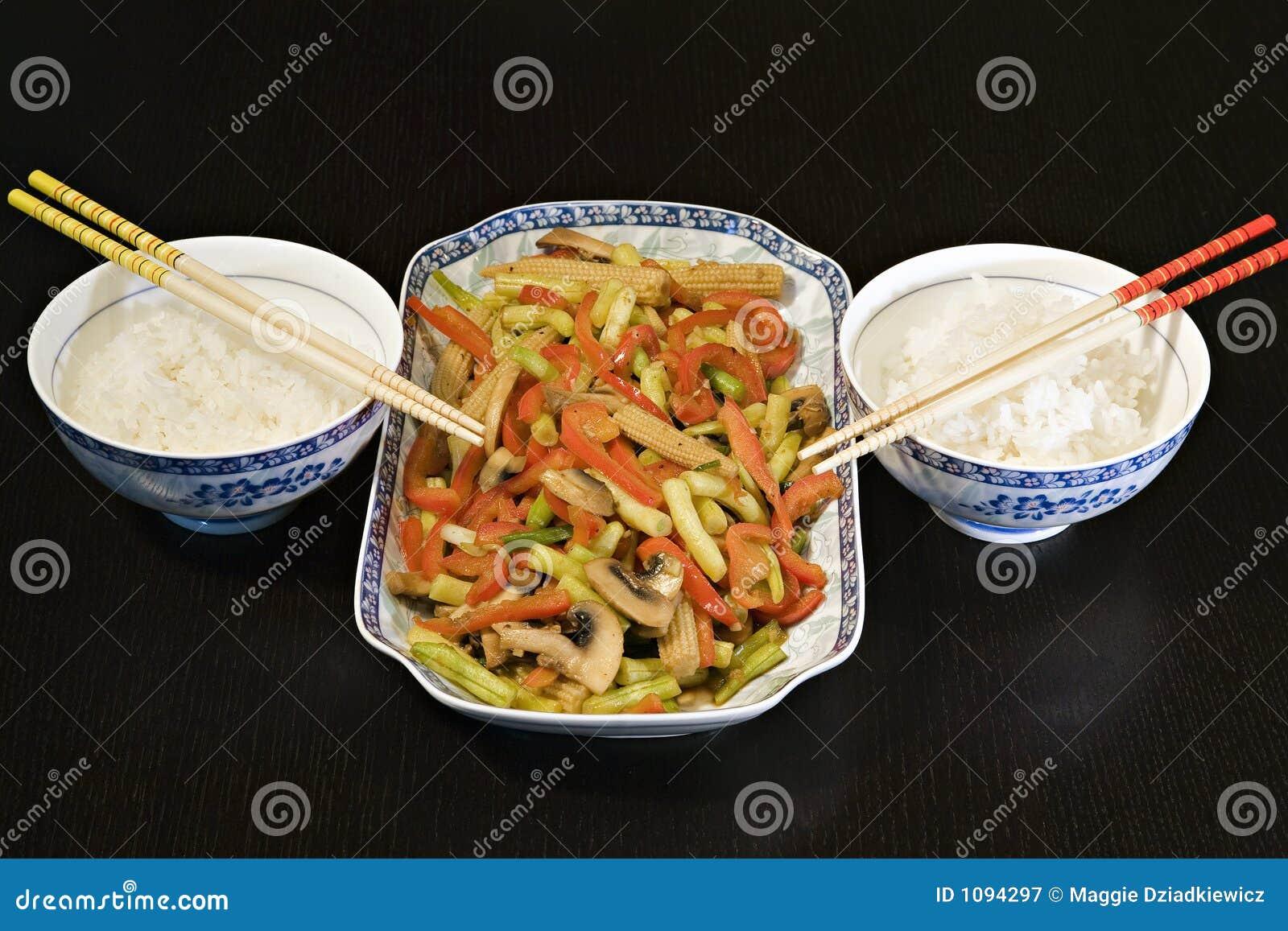 Stirfry овощ