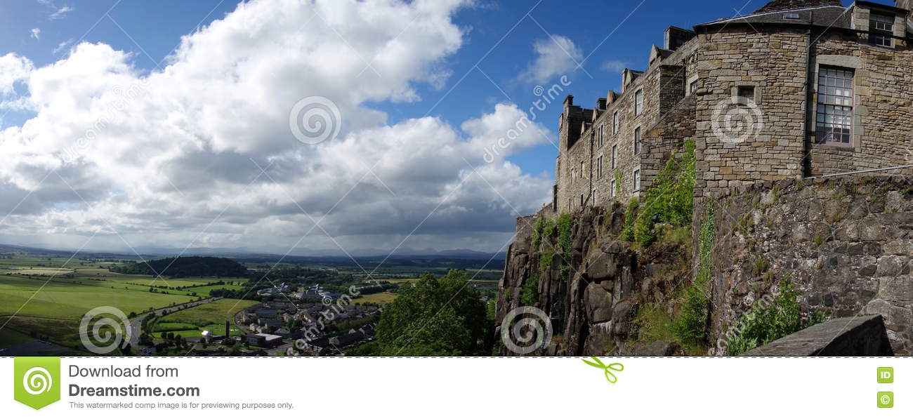 Stirling Castle, Escócia