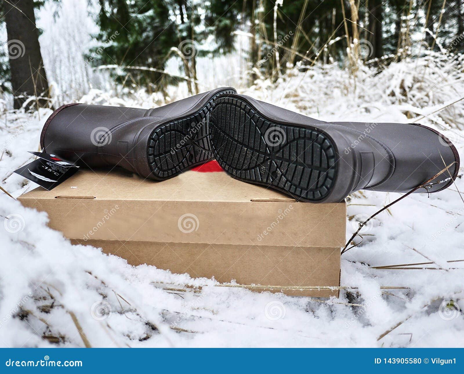 Stivali del ugg delle donne Dettagli, primo piano, tempo di inverno e stivali caldi