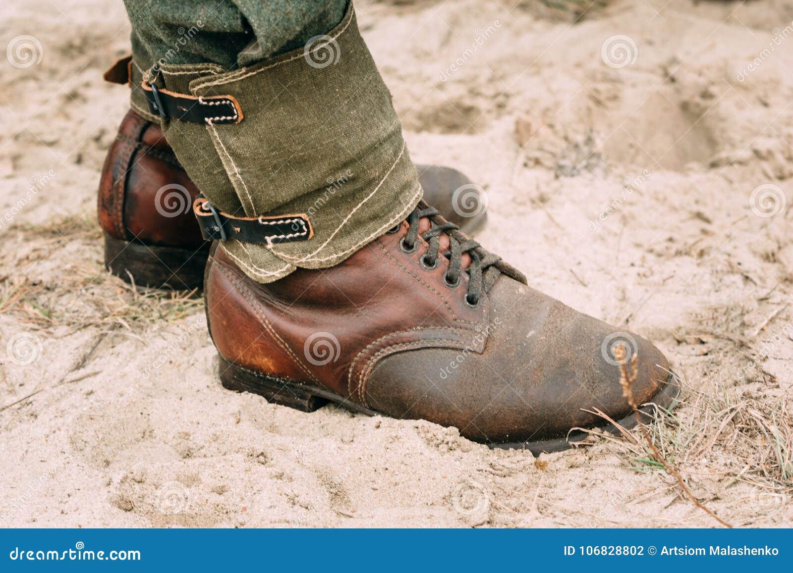 Stivali Militari Tedeschi La Seconda Guerra Mondiale