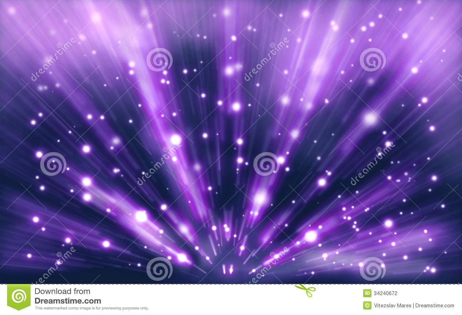 Stjärnabakgrund
