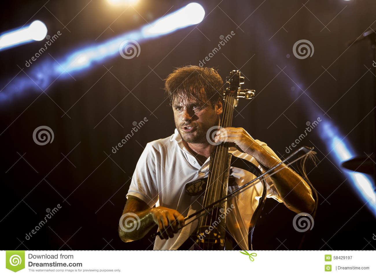 Stjepan Hauser 2cellos editorial photography  Image of 2015 - 58429197