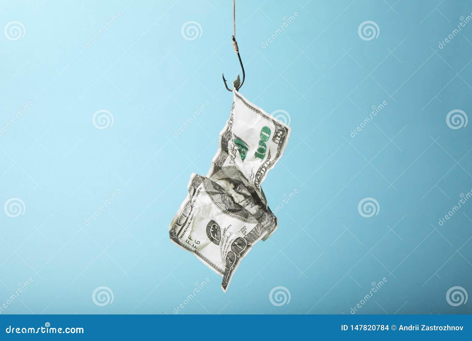 Sto dolarów na haczyku są oklepem Zależność na pożyczkach i kredytach