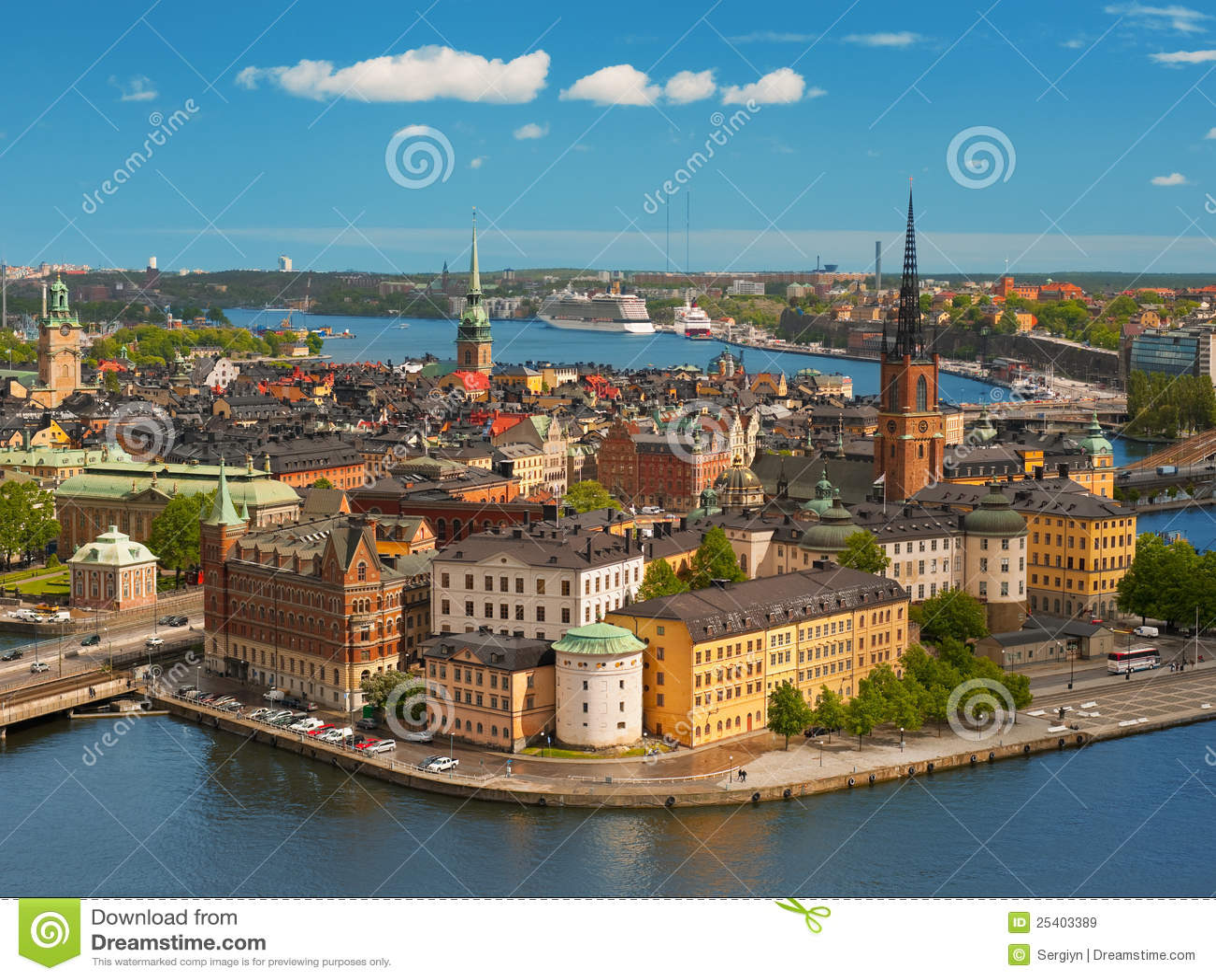 Stoccolma, vecchia città