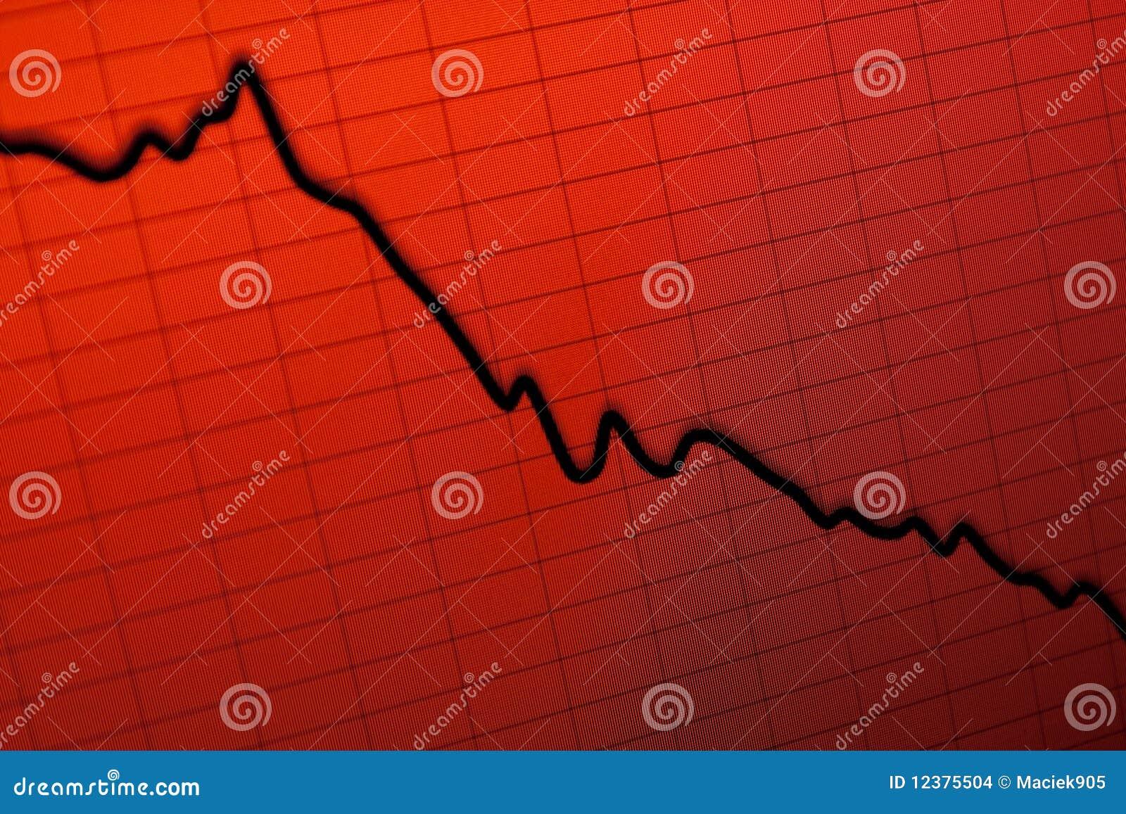 stock crash recession