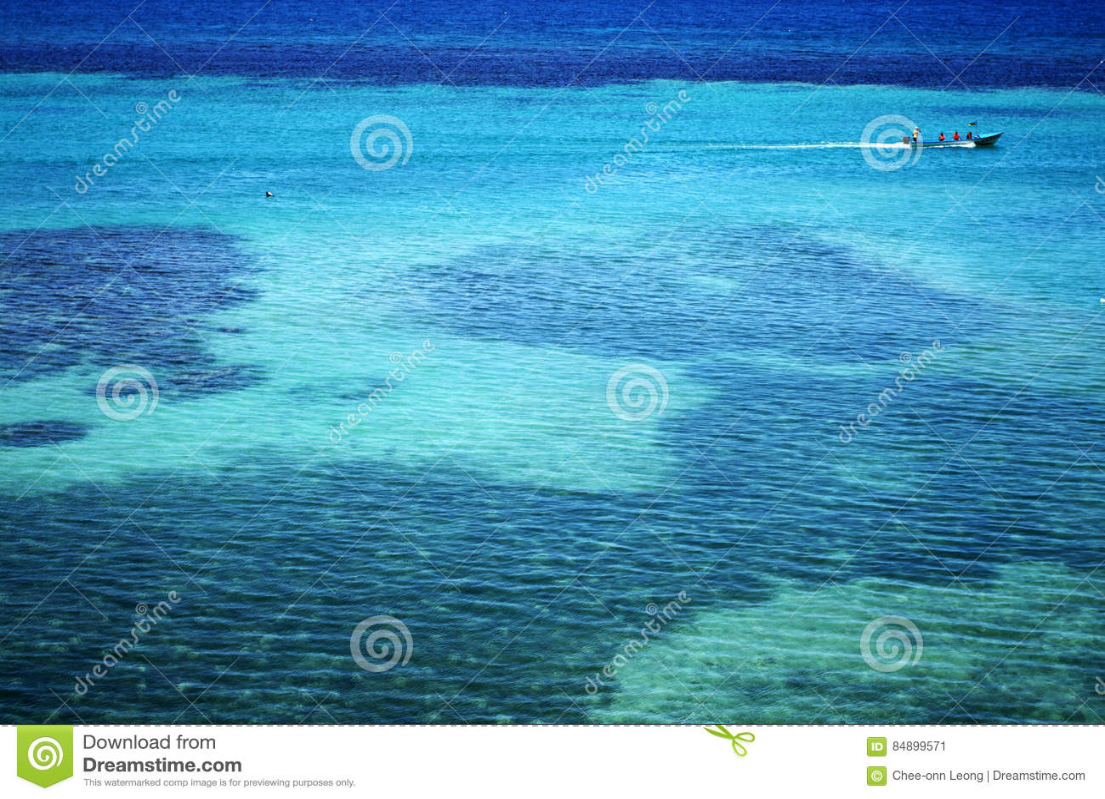 Stock image of Ocho Rios, Jamaica