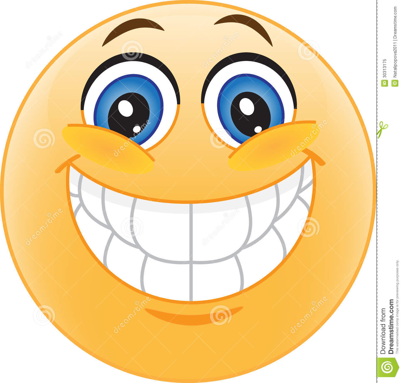 Royalty Free Stock Photo Stock Image Smile Smile Joy Image30313175 on Cartoon Smiley Mouth