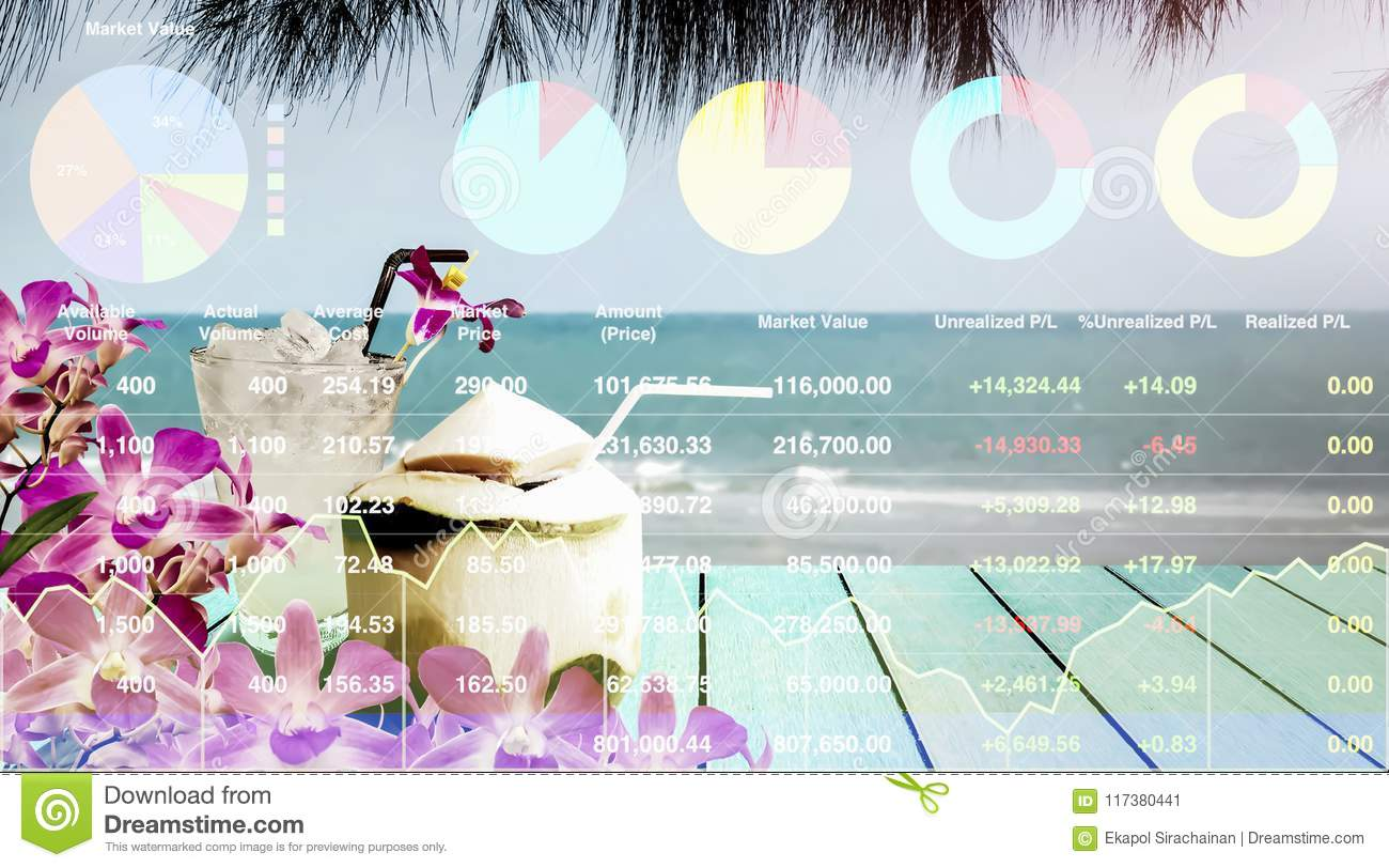 Stock Index Data Analysis Successful Travel Business  Stock