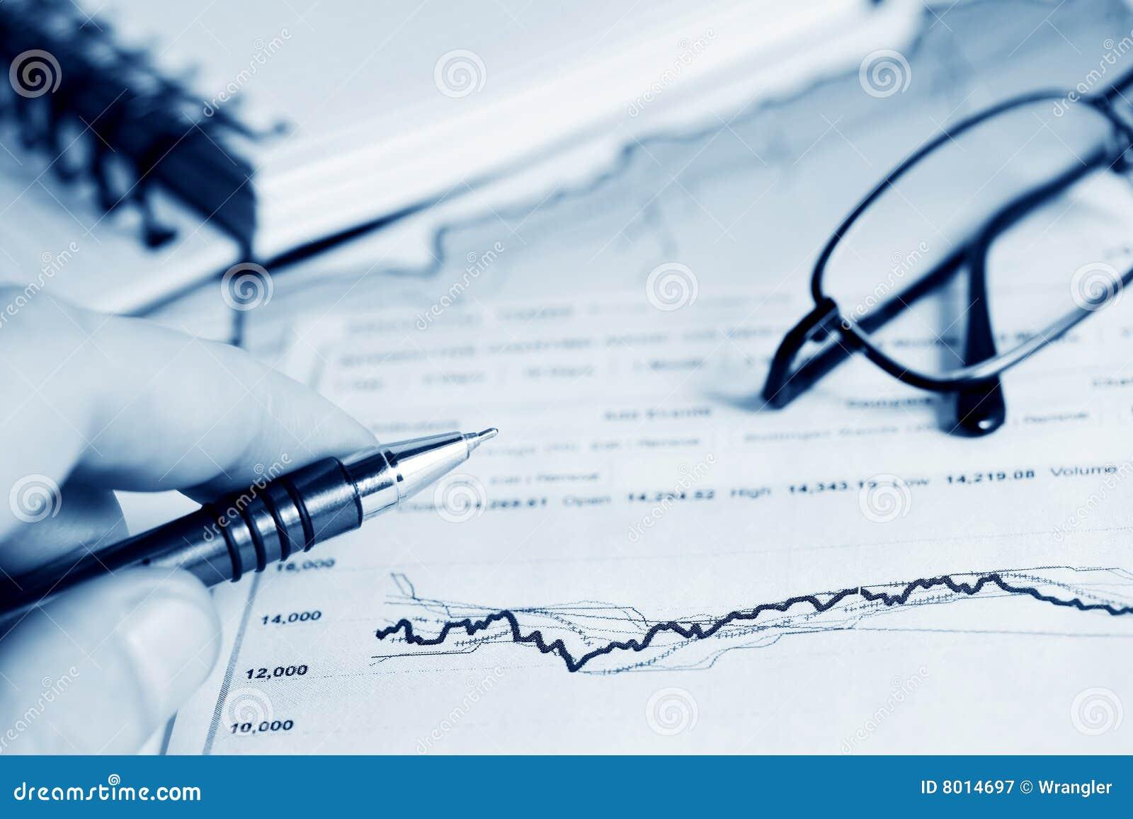 financial accounting graphs and charts analysis royalty