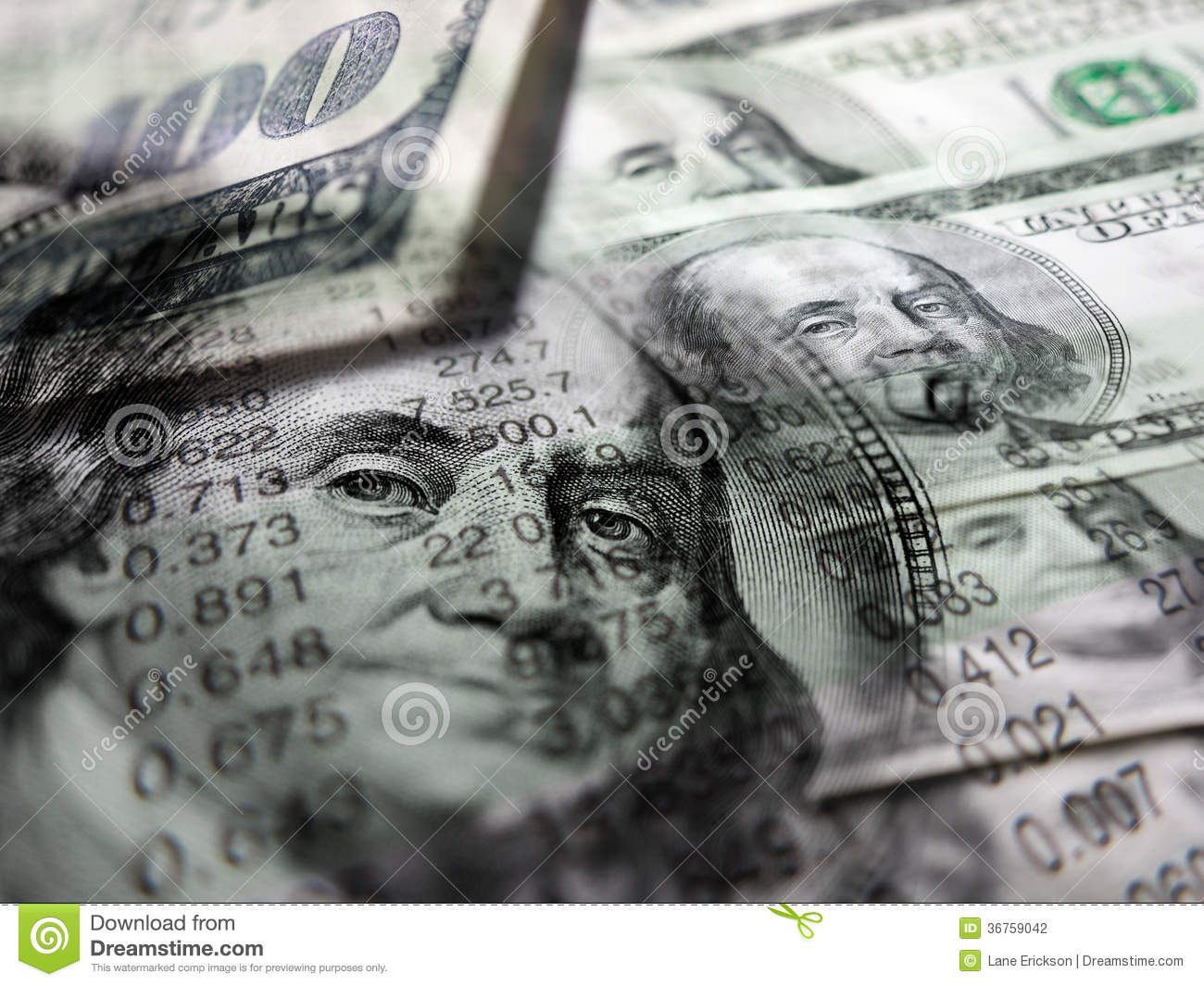 Stock market currency