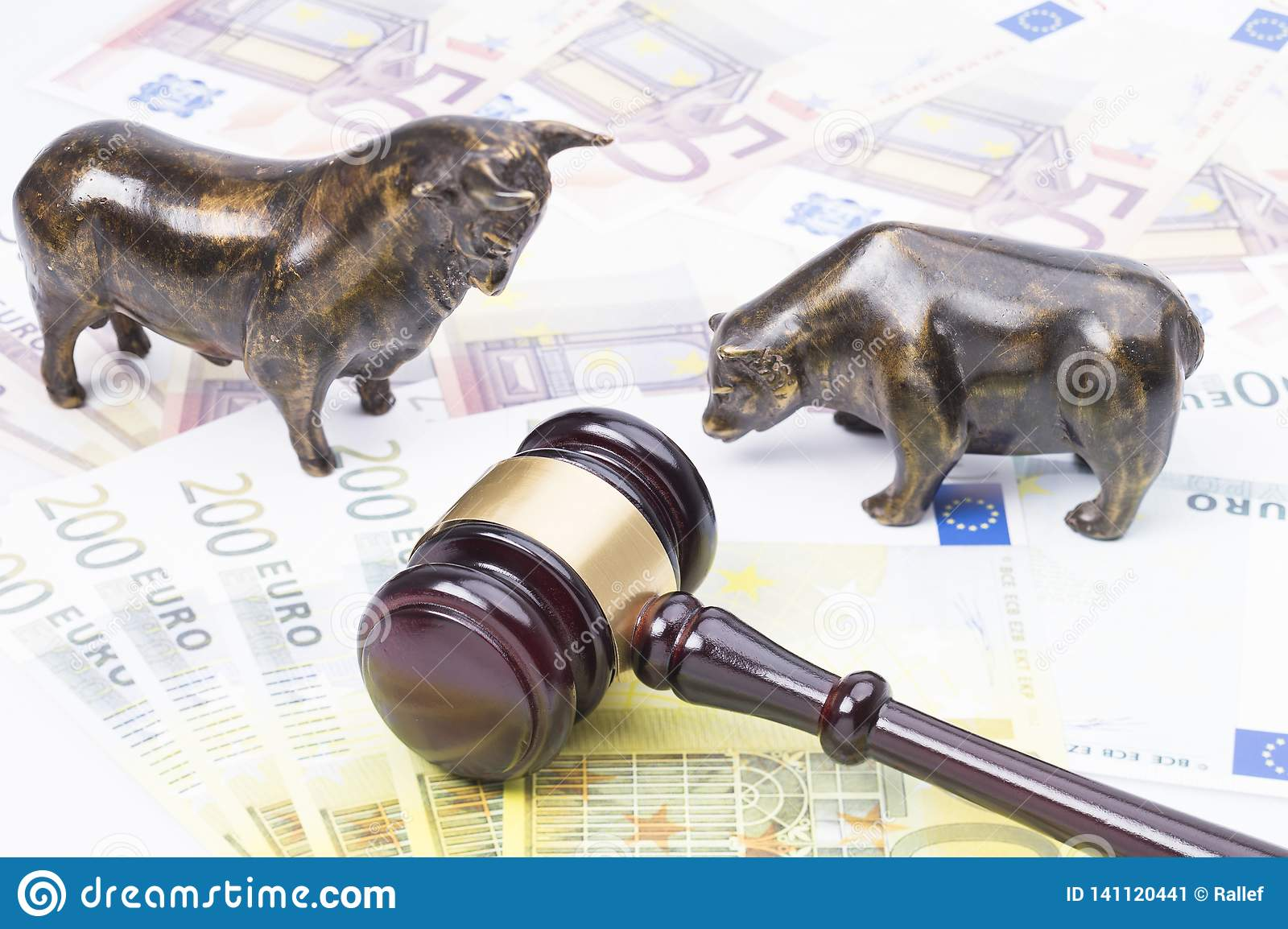 Stock market law