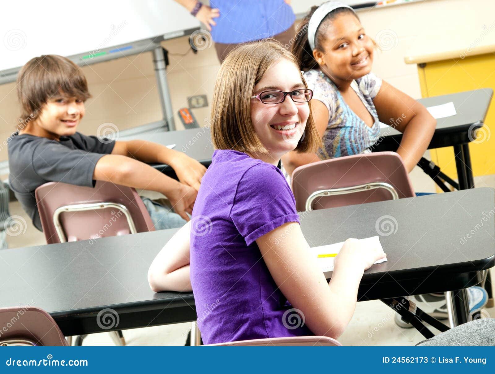 Stock Photo Of Happy School Students Stock Photos - Image ...