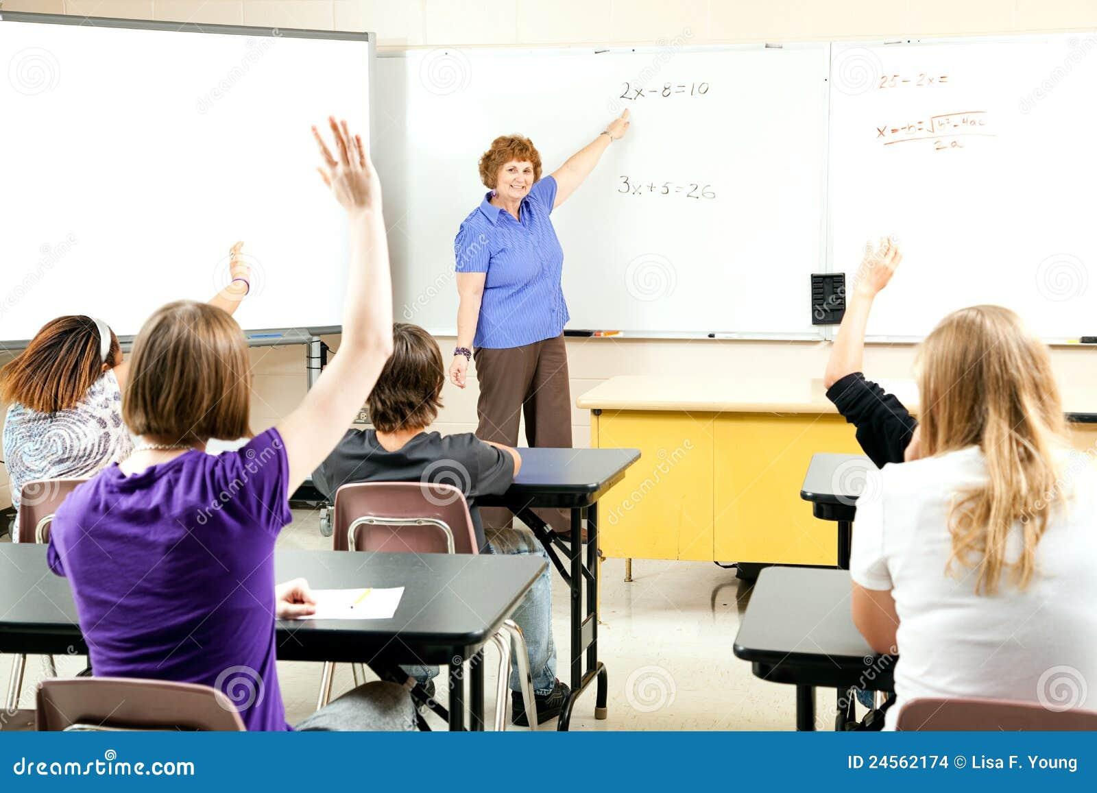 stock photo of teaching algebra class stock images image college algebra clipart algebra clipart pictures