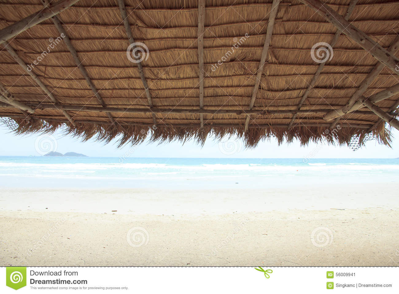 Stock Photo - Thai texture of roof in Thai pavillion flok style