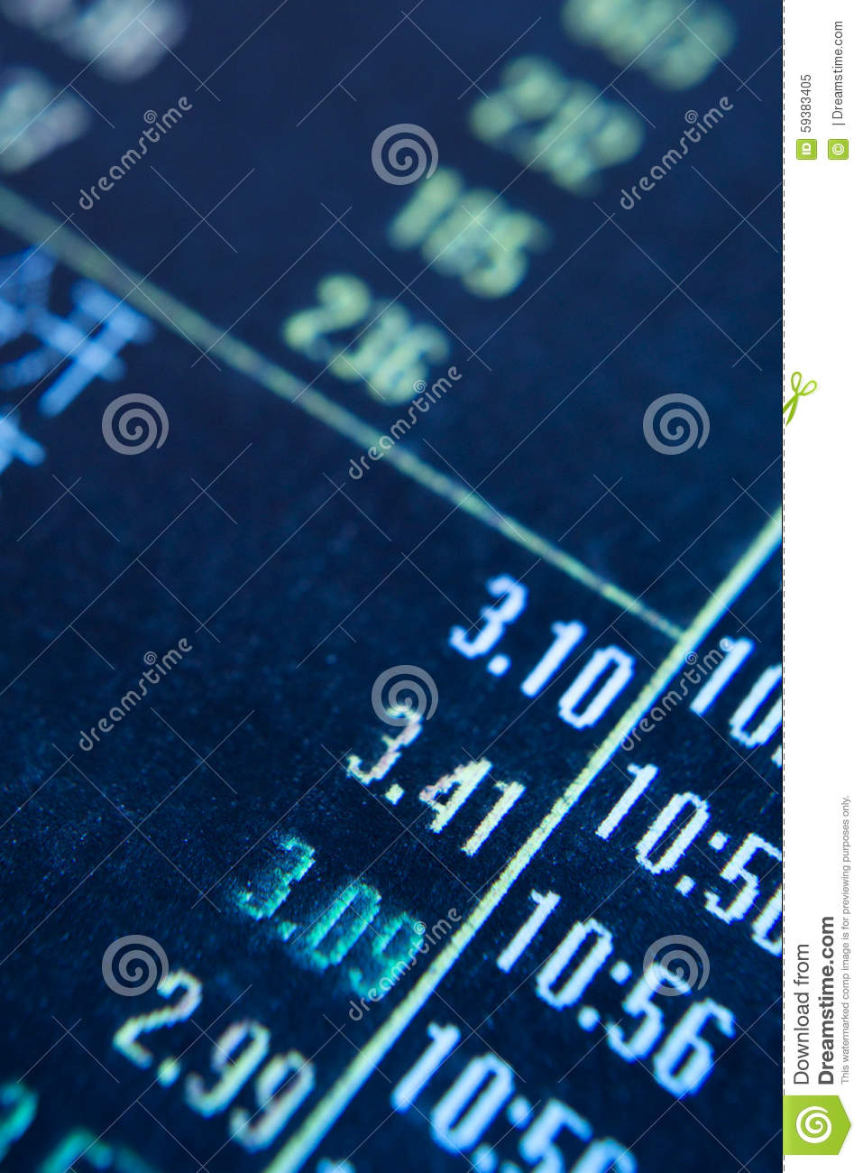 Free Stock Quote Stock Quotes Stock Imageimage Of Business Banking  59383405