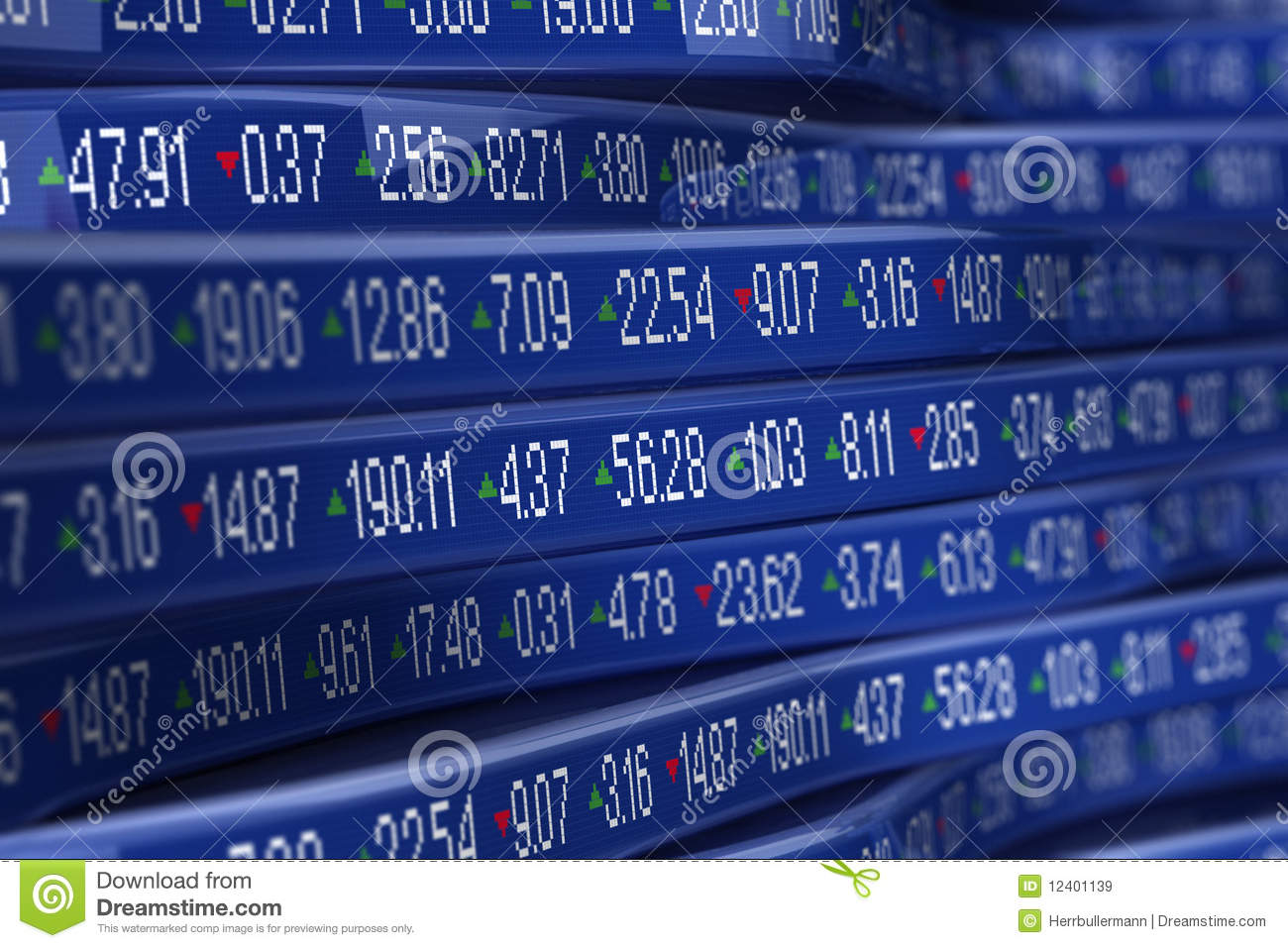 Online Stock Ticker Real Time