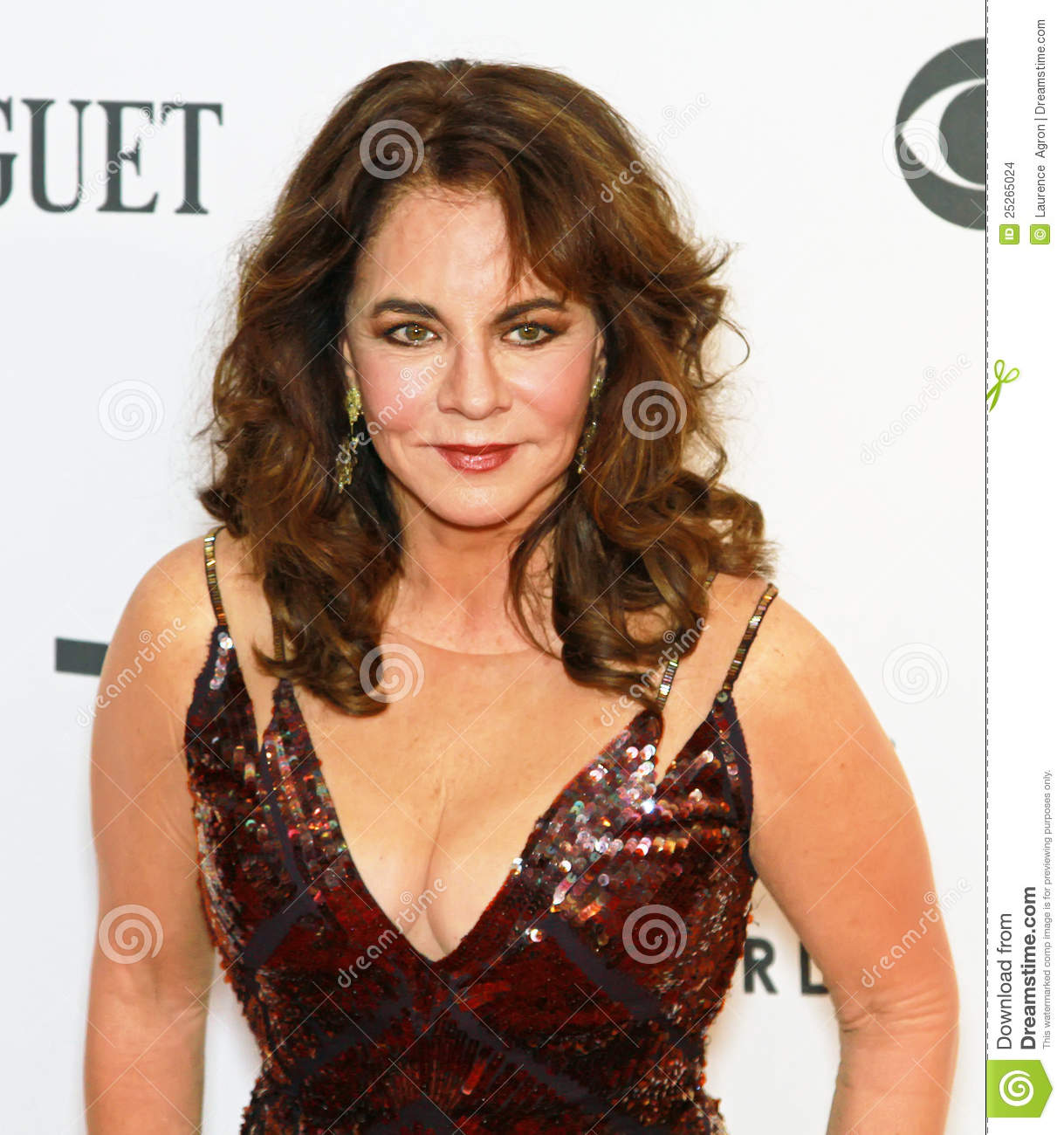 Stockard Channing Editorial Stock Image - Image: 25265024
