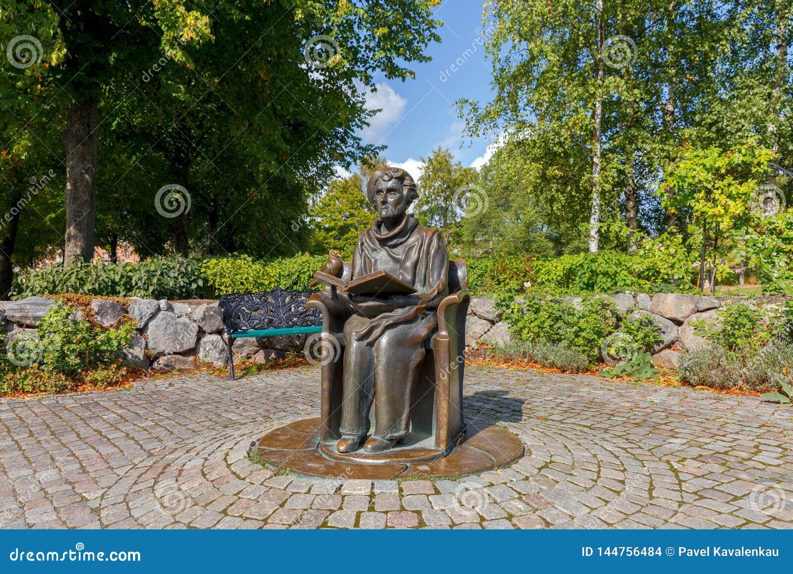 Stockholm Monument till Astrid Lindgren
