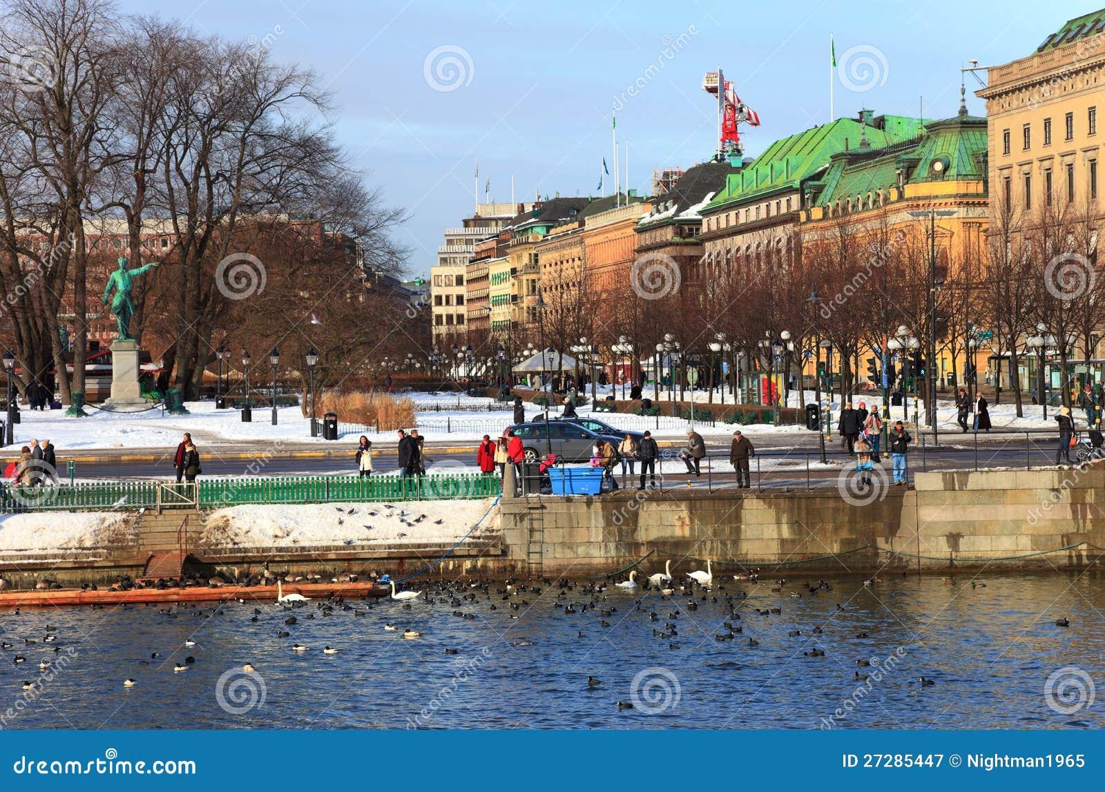 Stockholm Sverige.