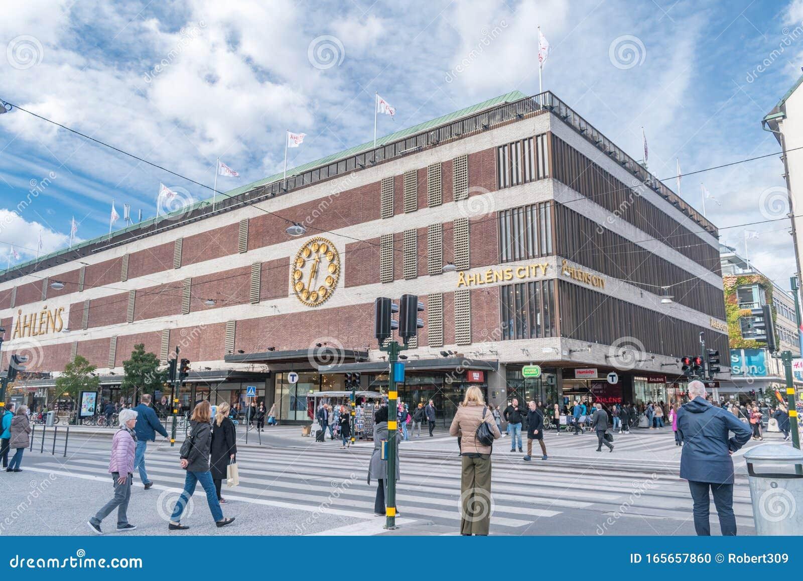 åhlens stockholm central