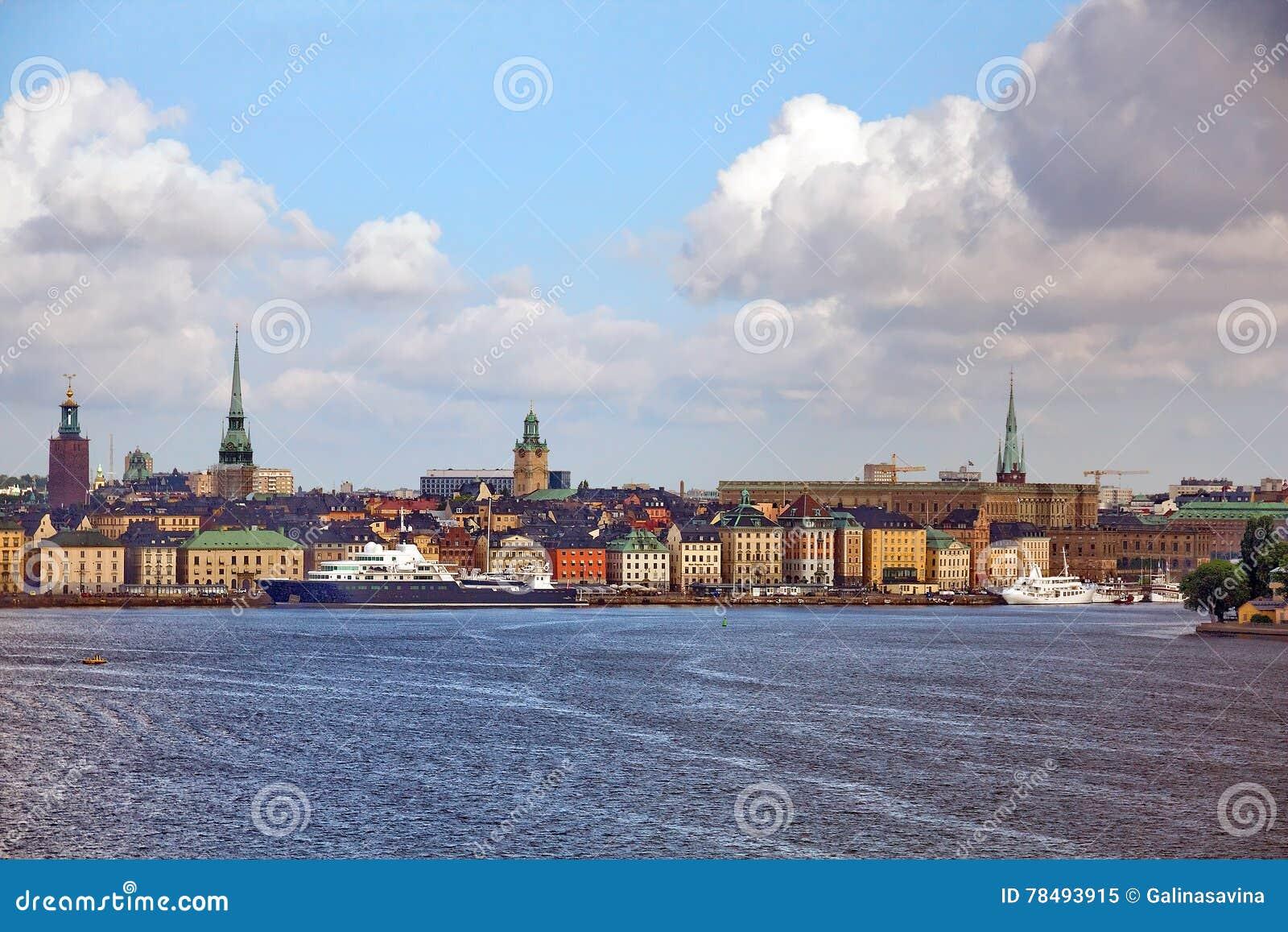 beauty of sweden
