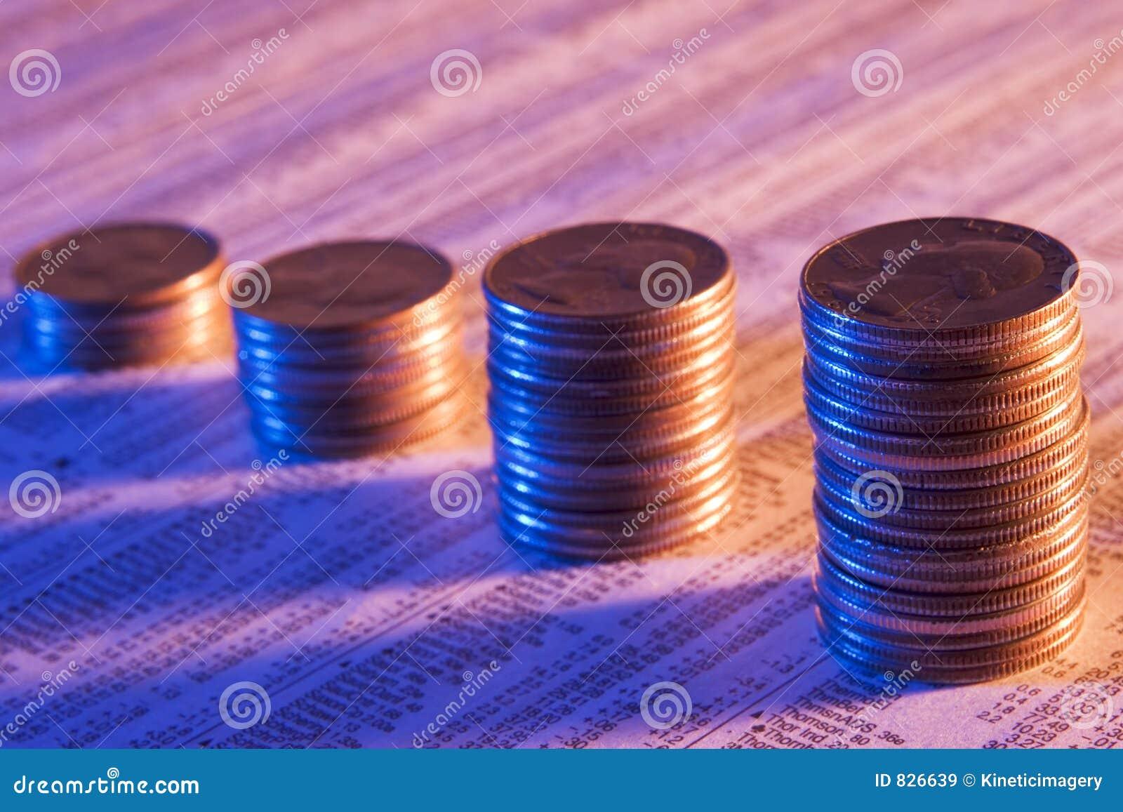 Stocks montant